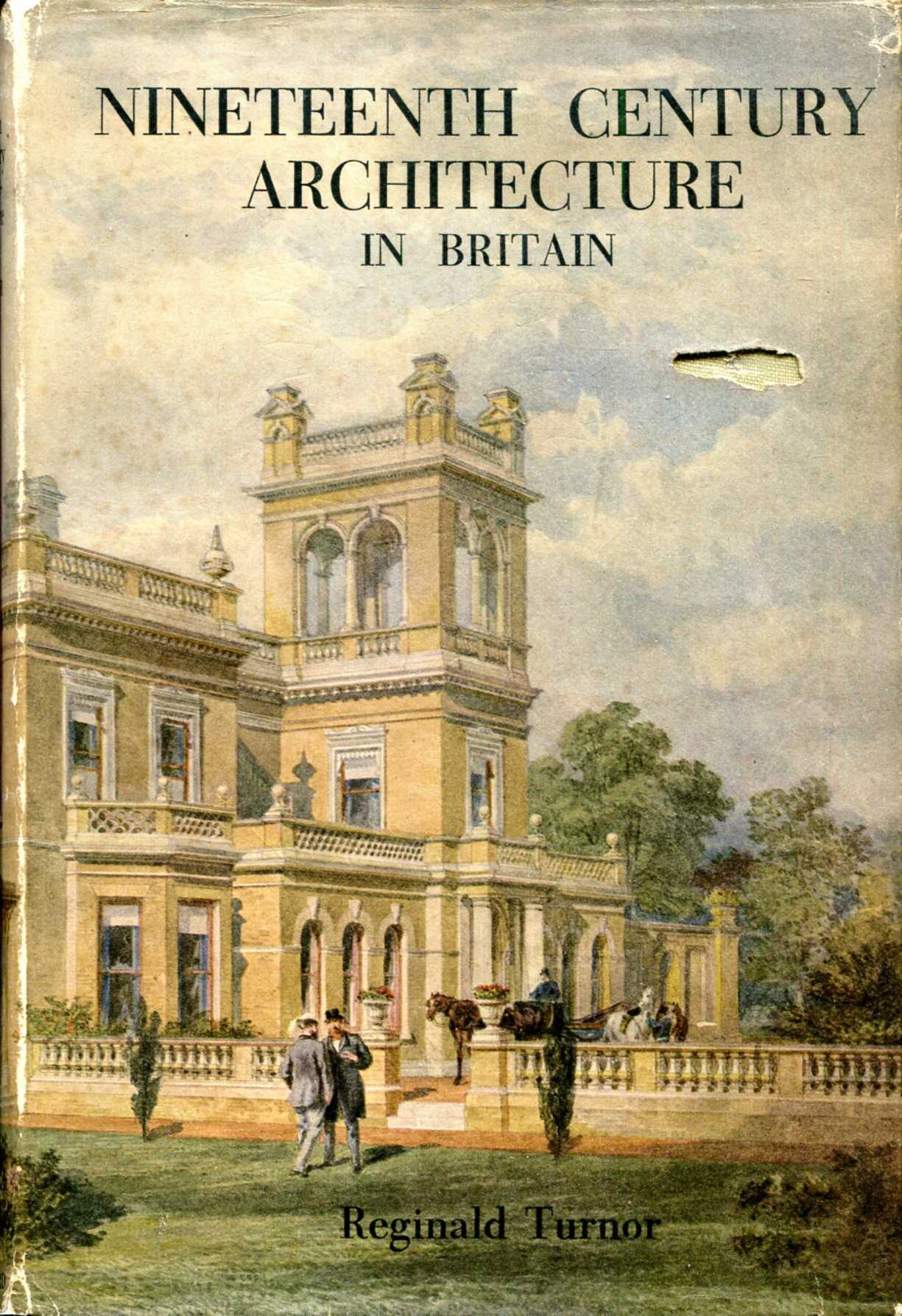 Image for Nineteenth century Architecture in Britain
