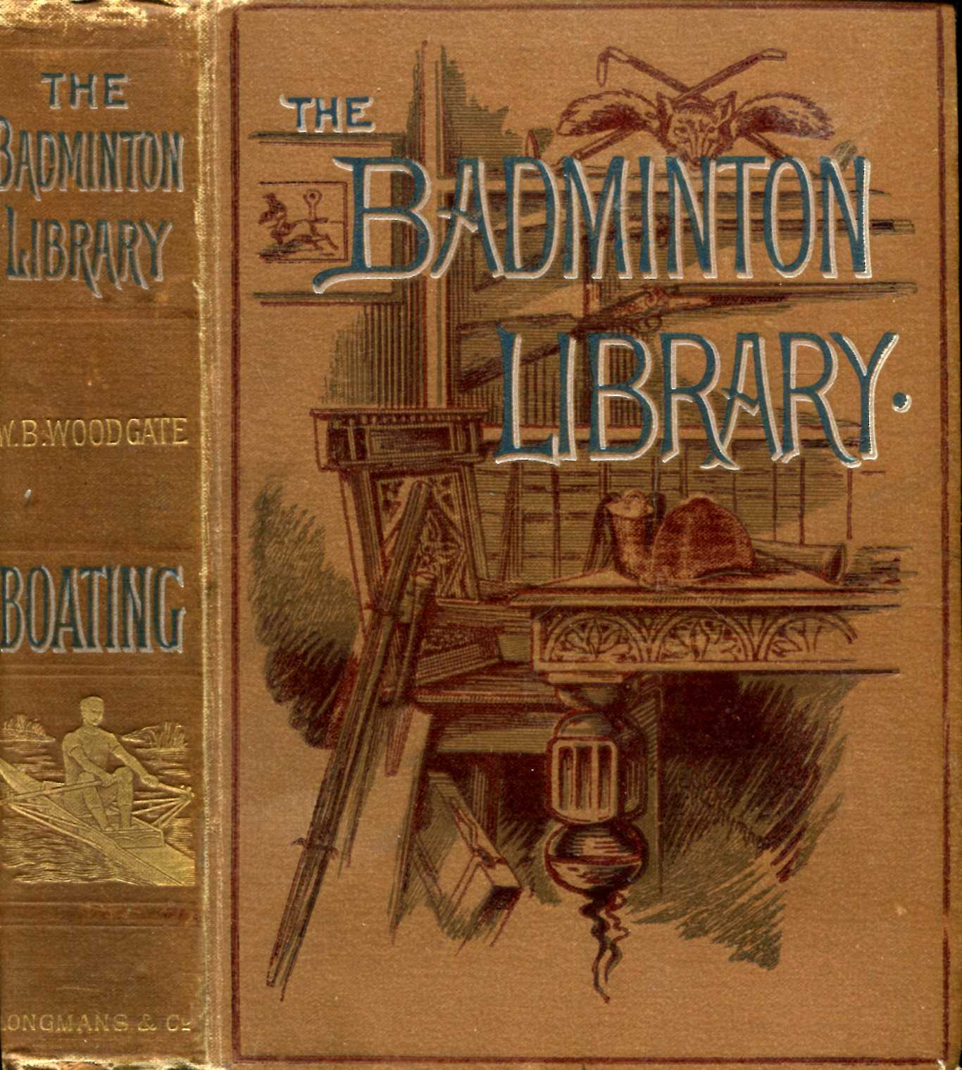 Image for The Badminton Library : Boating
