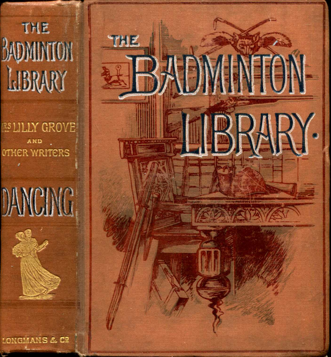 Image for The Badminton Library : Dancing, with musical examples