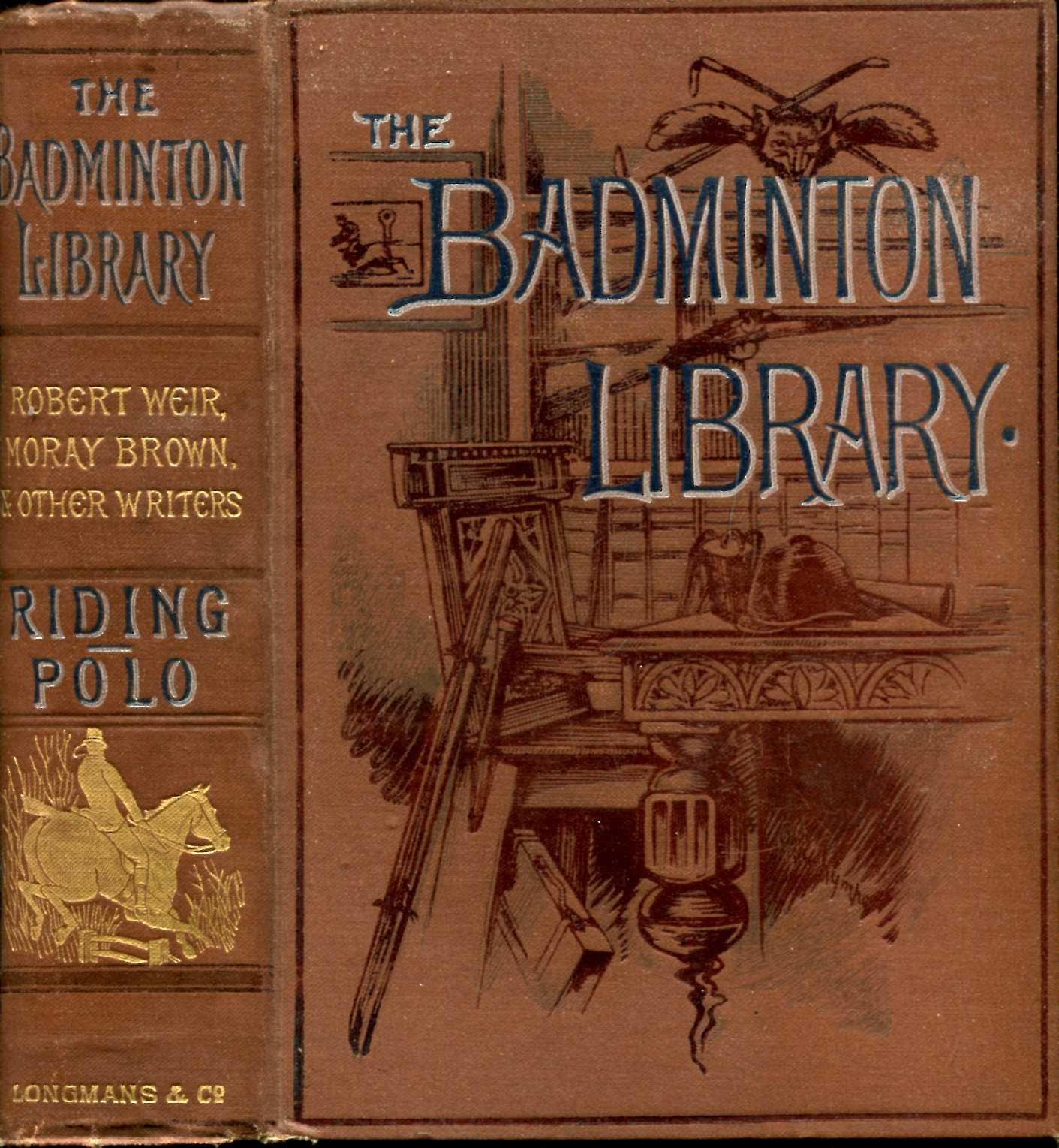 Image for The Badminton Library : Riding : Polo