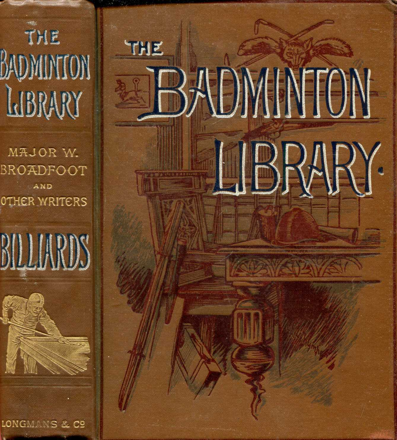 Image for The Badminton Library :  Billiards