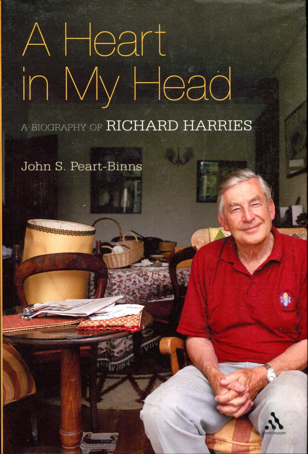 Image for A Heart in my Head : A Biography of Richard Harries