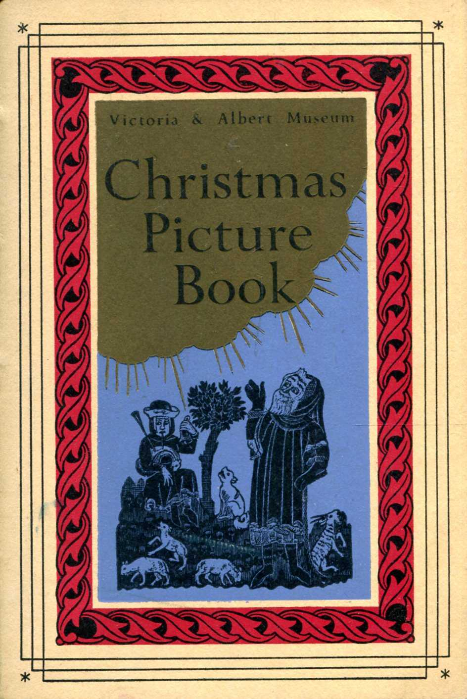 Image for Victoria and Albert Museum Christmas Picture Book : No 18