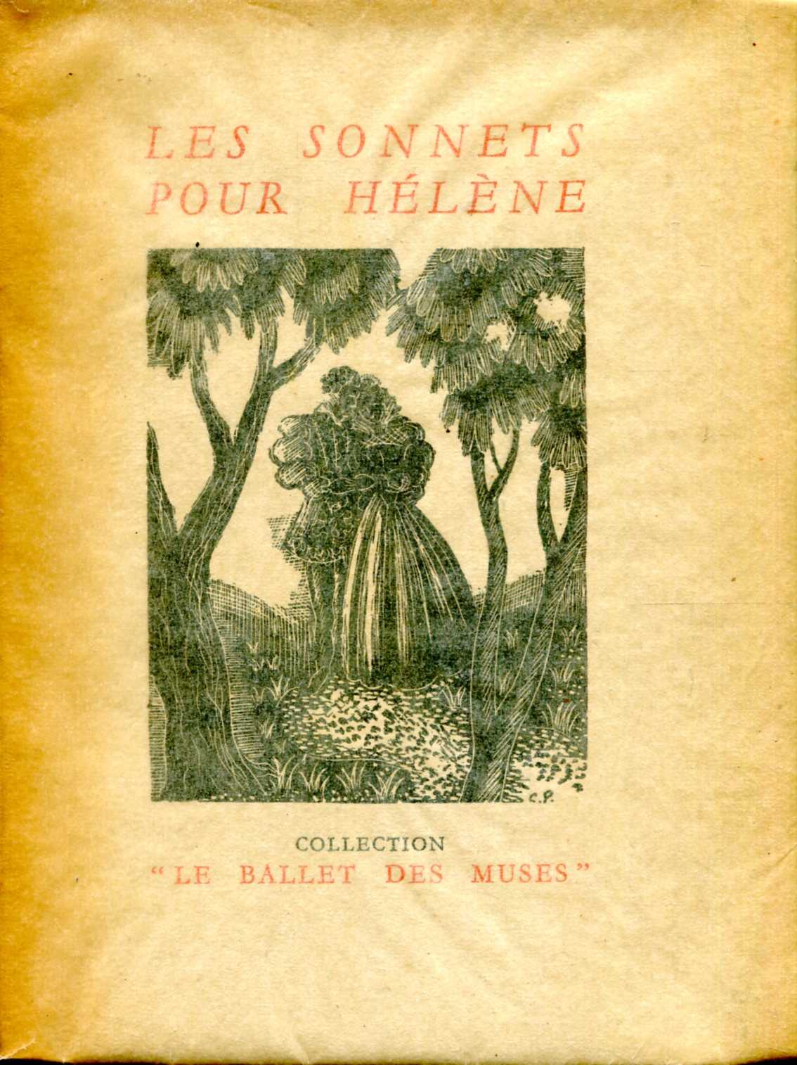Image for Les Sonnets pour Helene (1578)