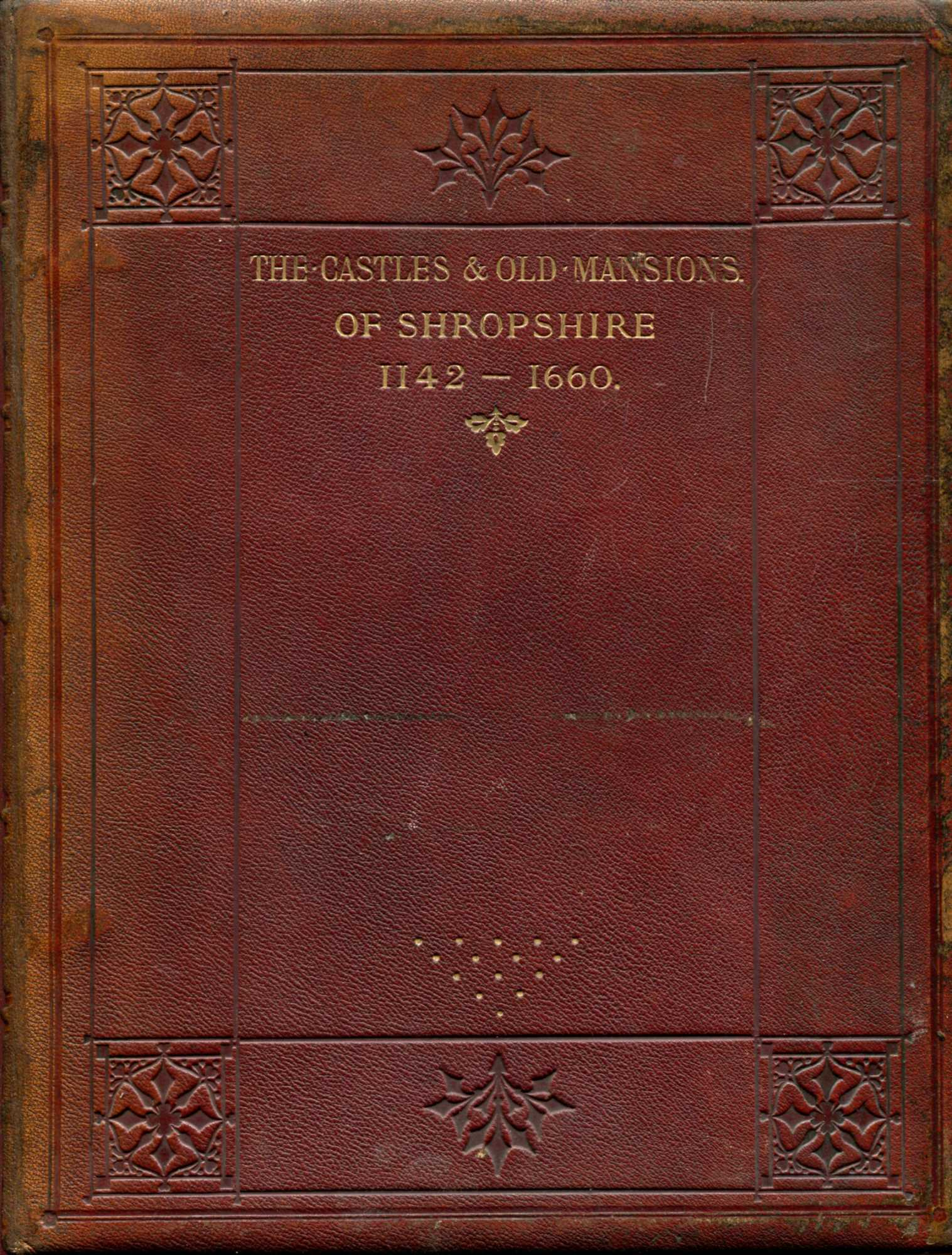 Image for The Castles & Old Mansions of Shropshire