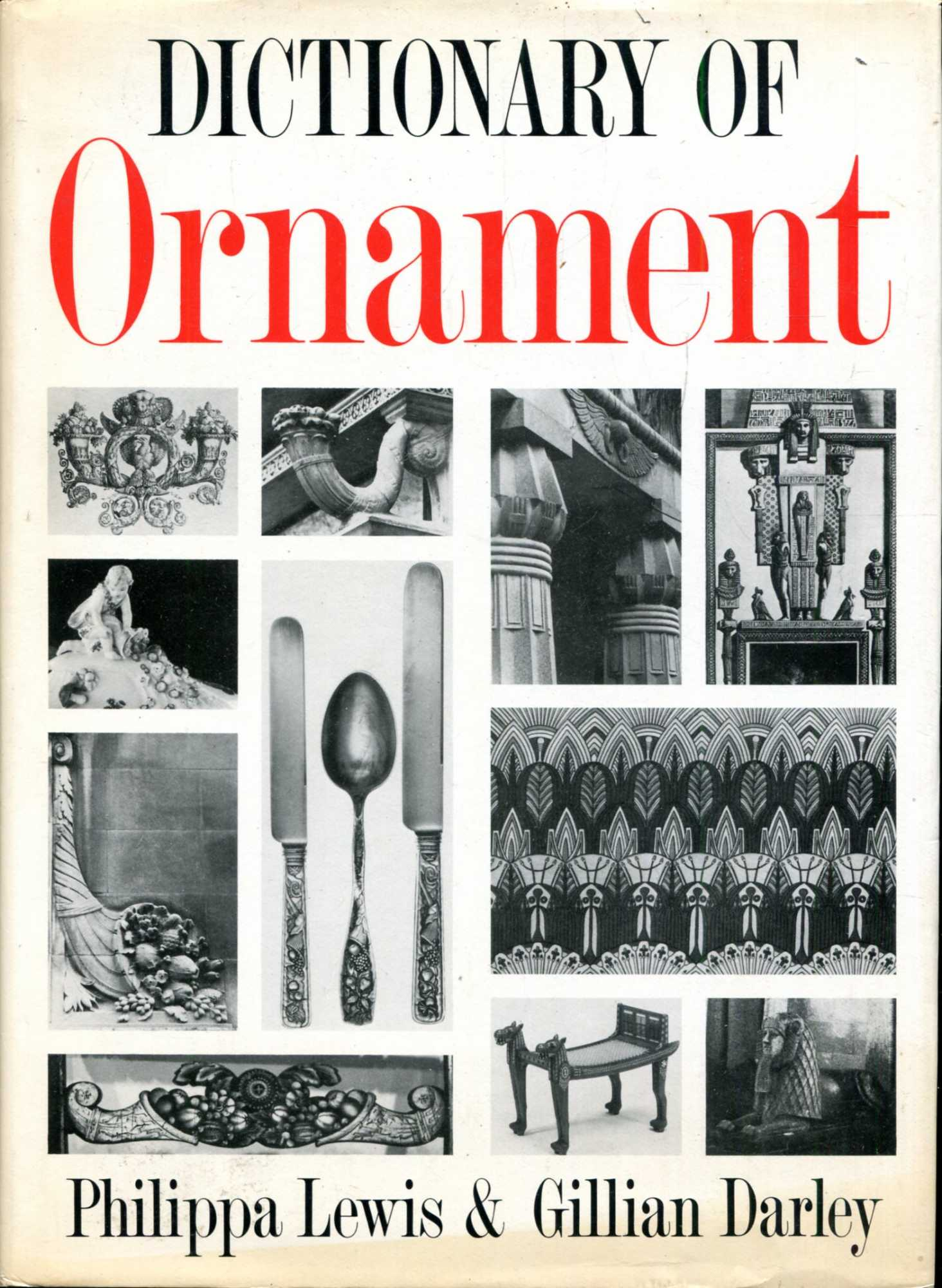 Image for Dictionary Of Ornament