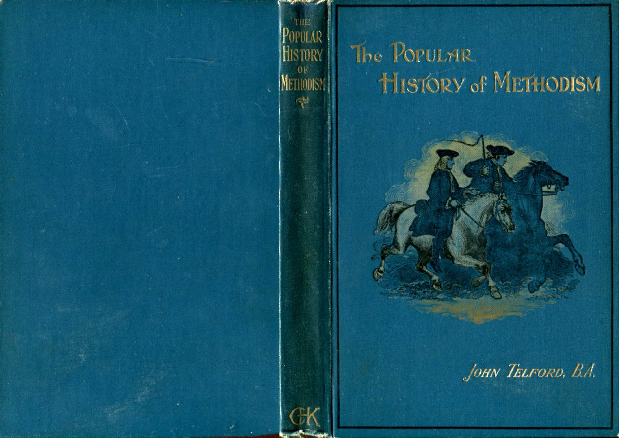Image for The Popular History of Methodism