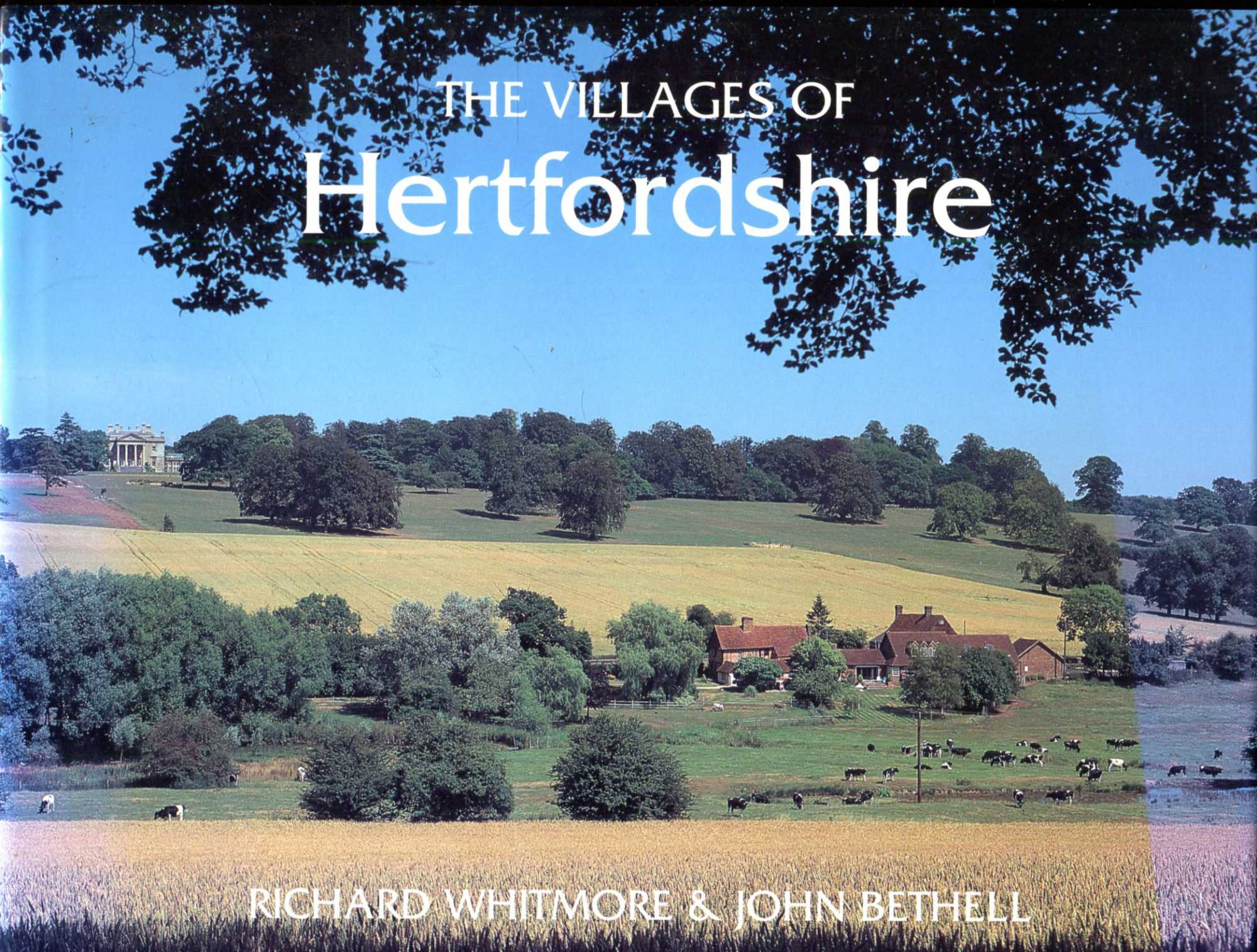 Image for The Villages of Hertfordshire