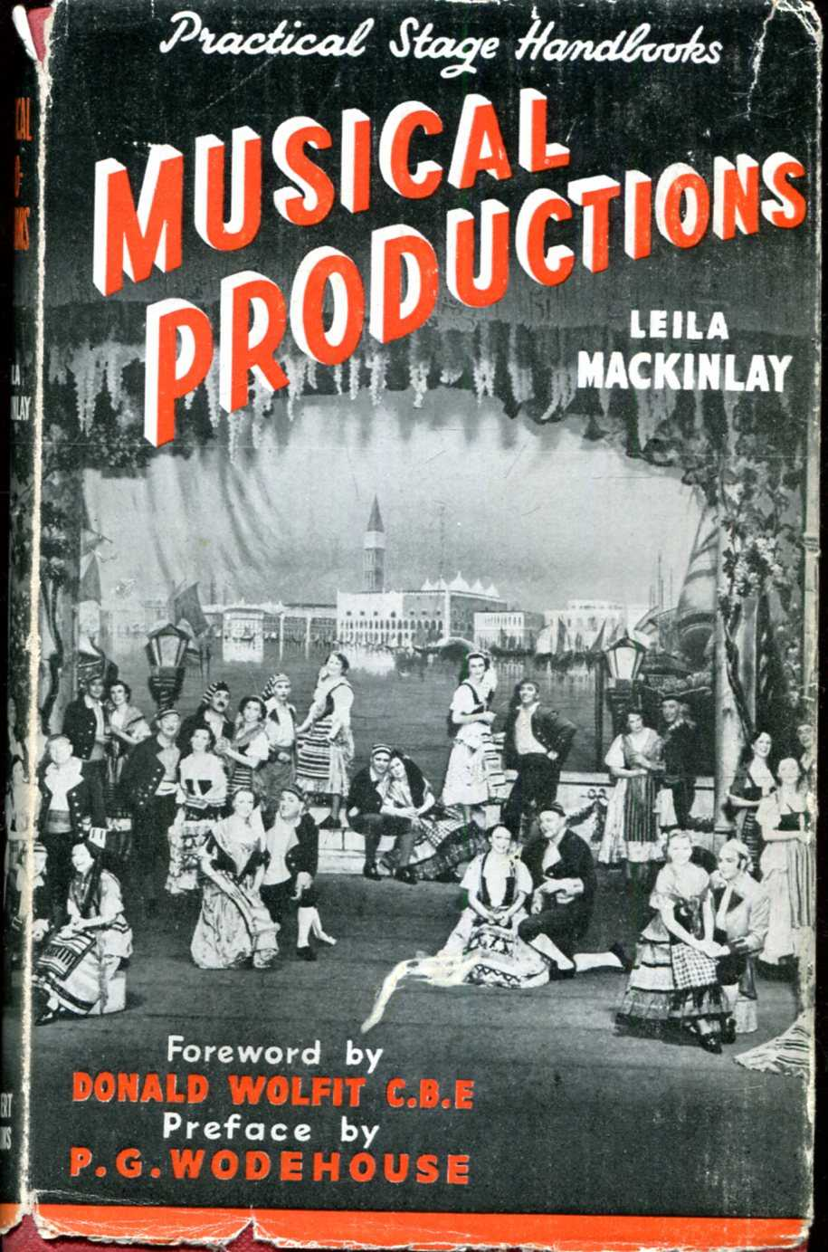 Image for Musical Productions (Practical Stage Handbooks)