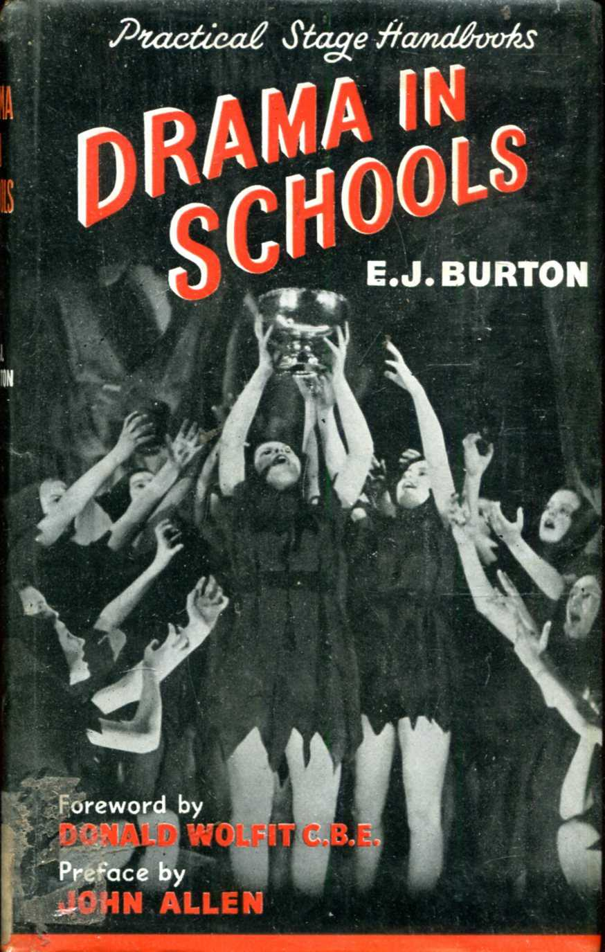 Image for Drama in Schools (Practical Stage Handbooks)