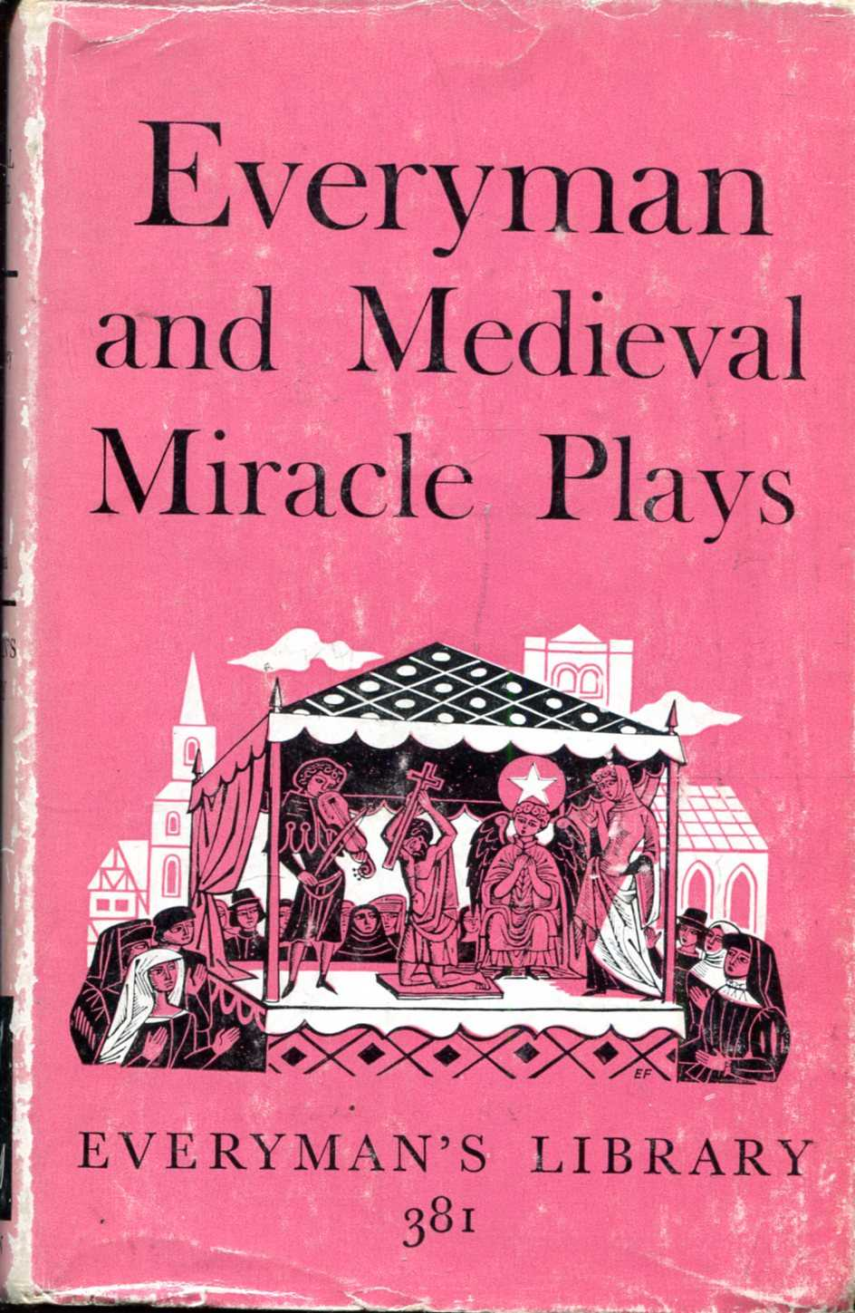 Image for Everyman and Medieval Miracle Plays (Everyman Library No. 381)