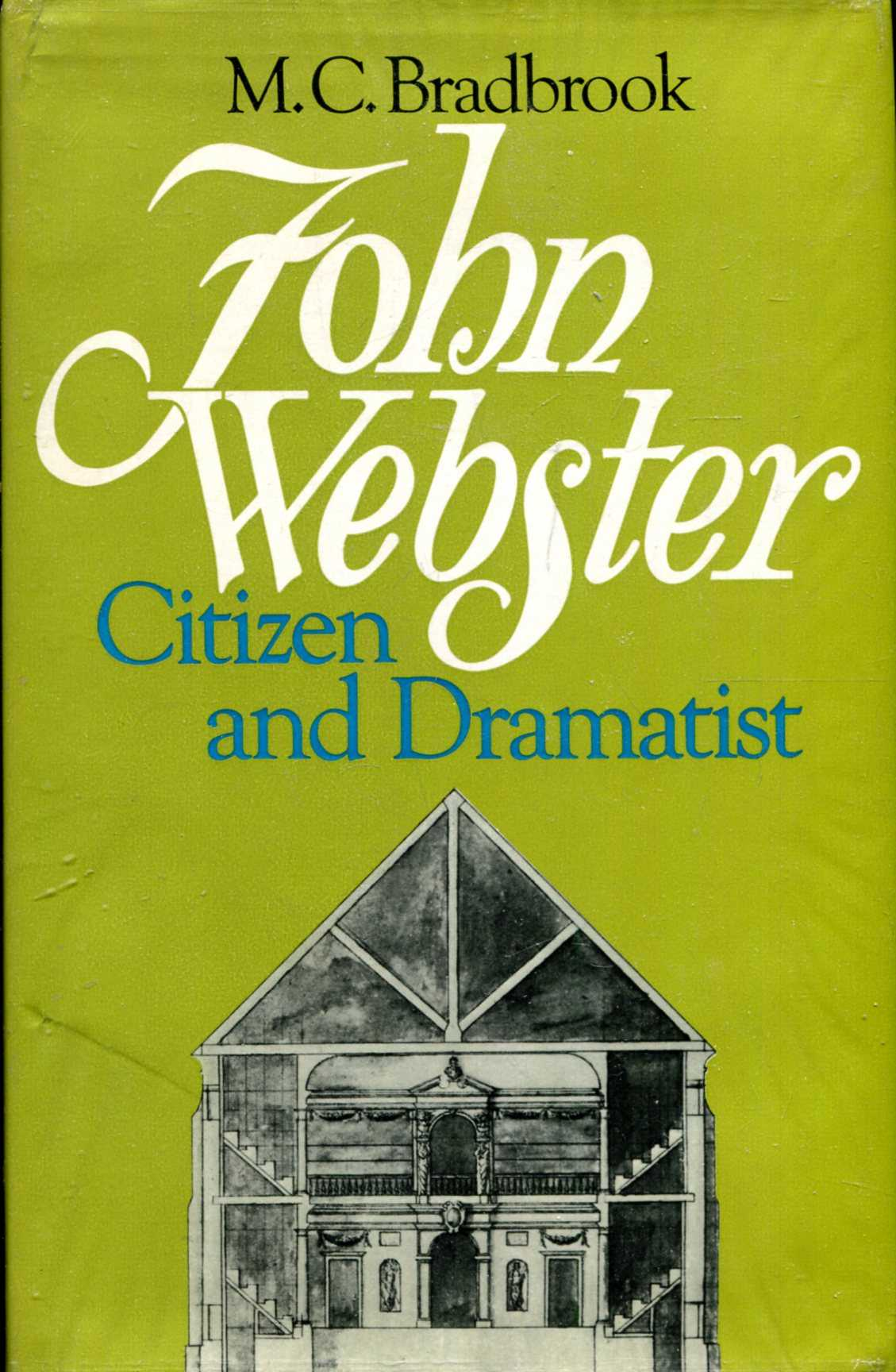 Image for John Webster : Citizen and Dramatist