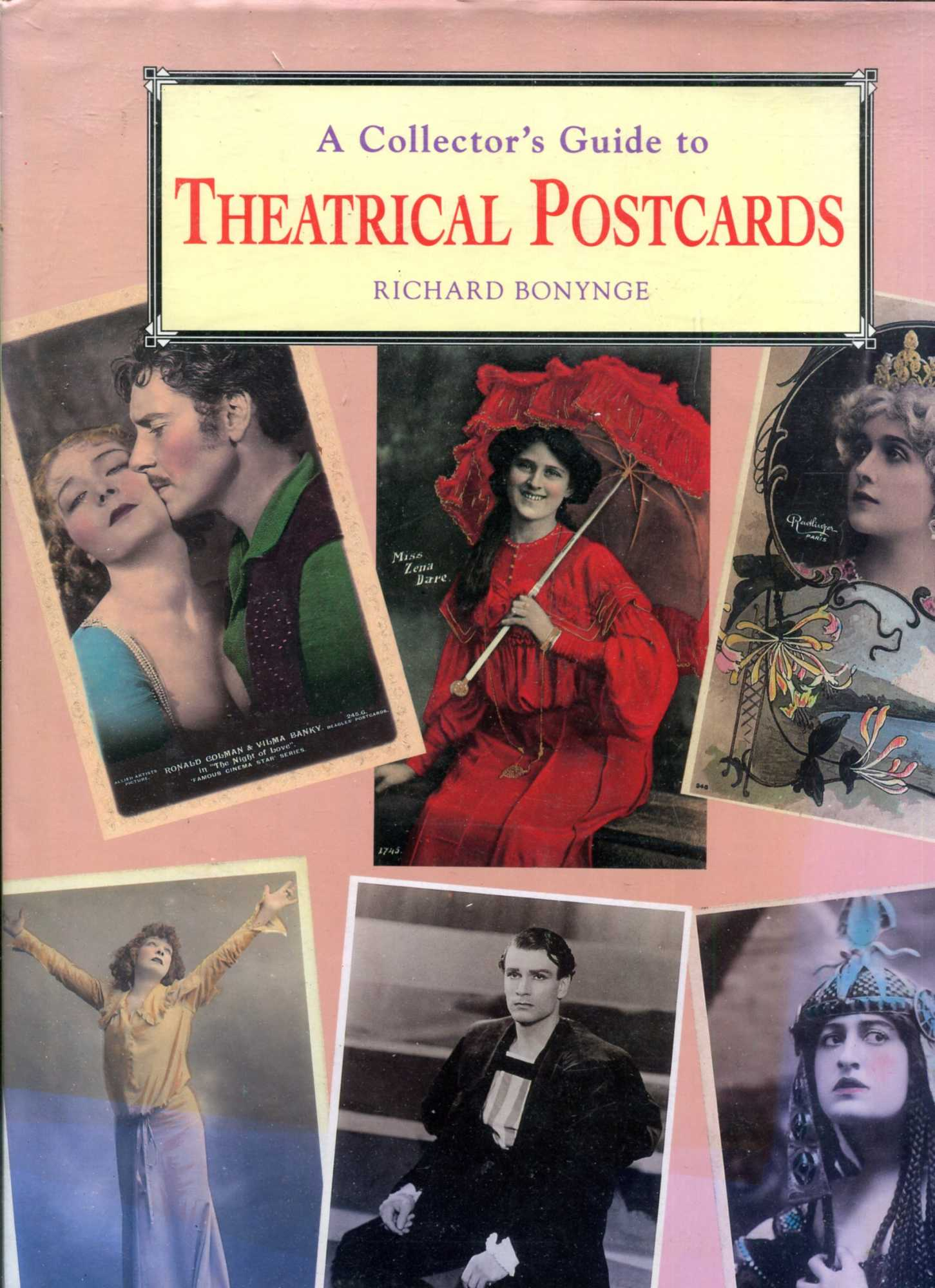 Image for A Collector's Guide to Theatrical Postcards