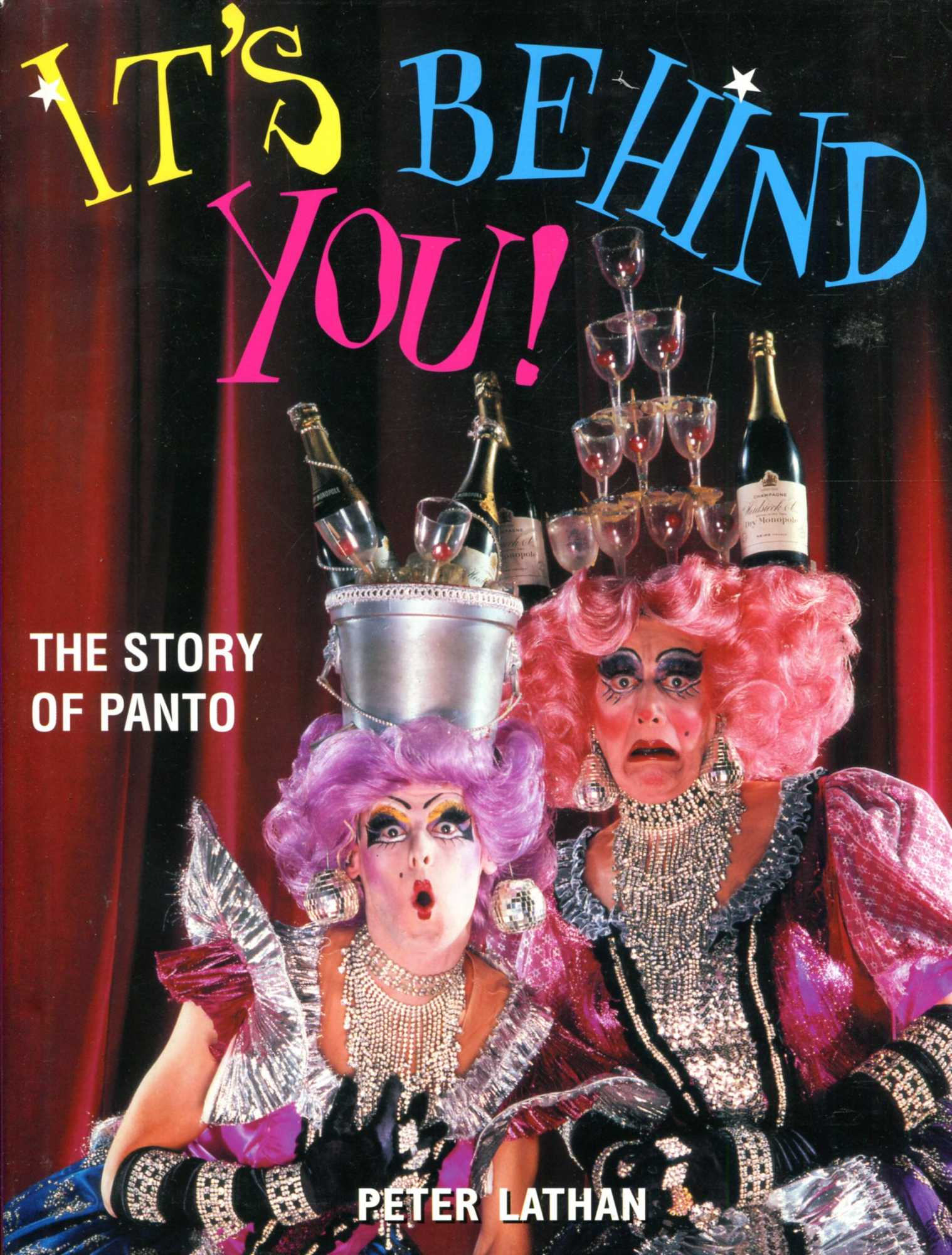 Image for It's Behind You! : The Story of Panto