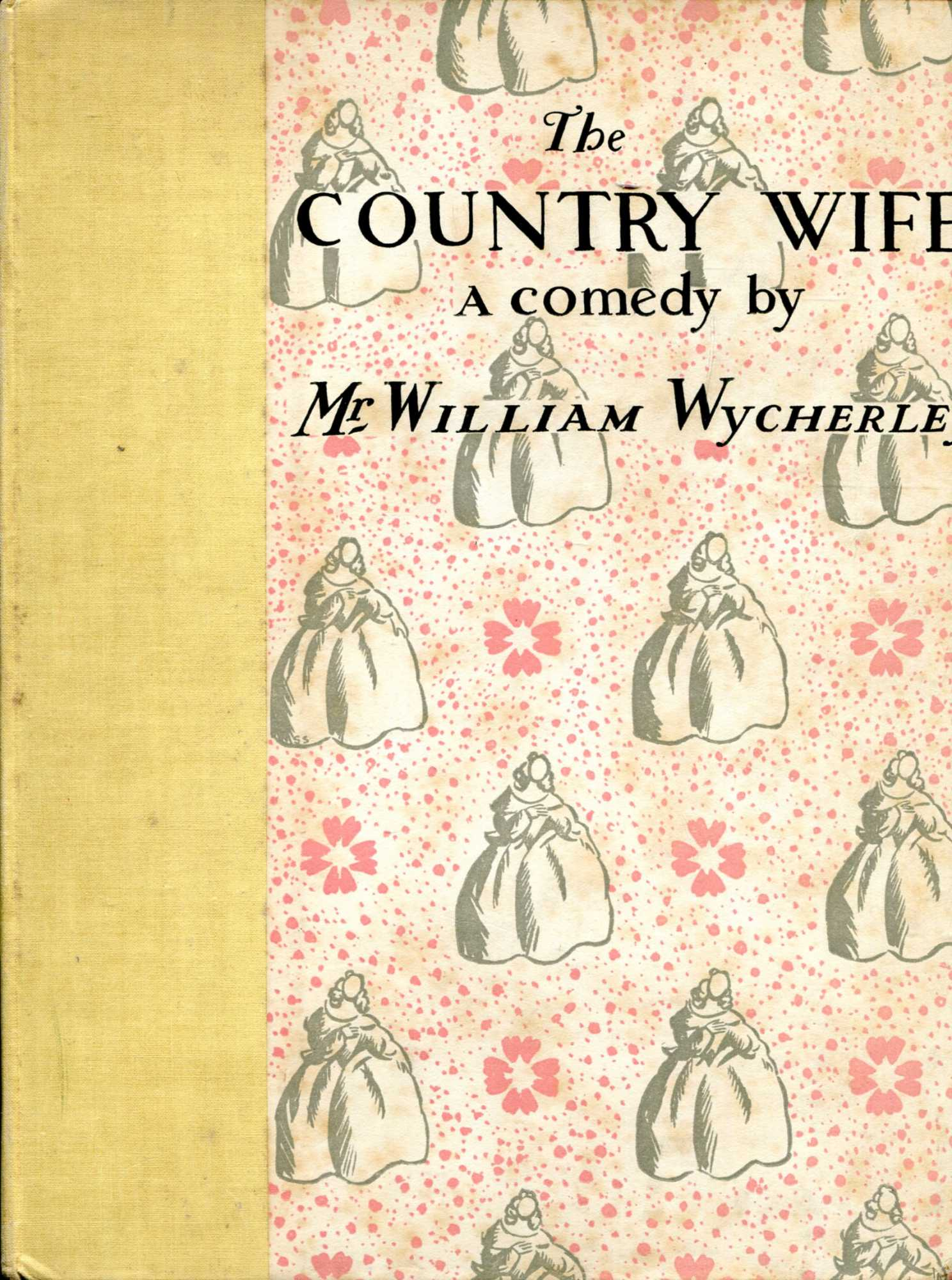 Image for The Country Wife, a comedy