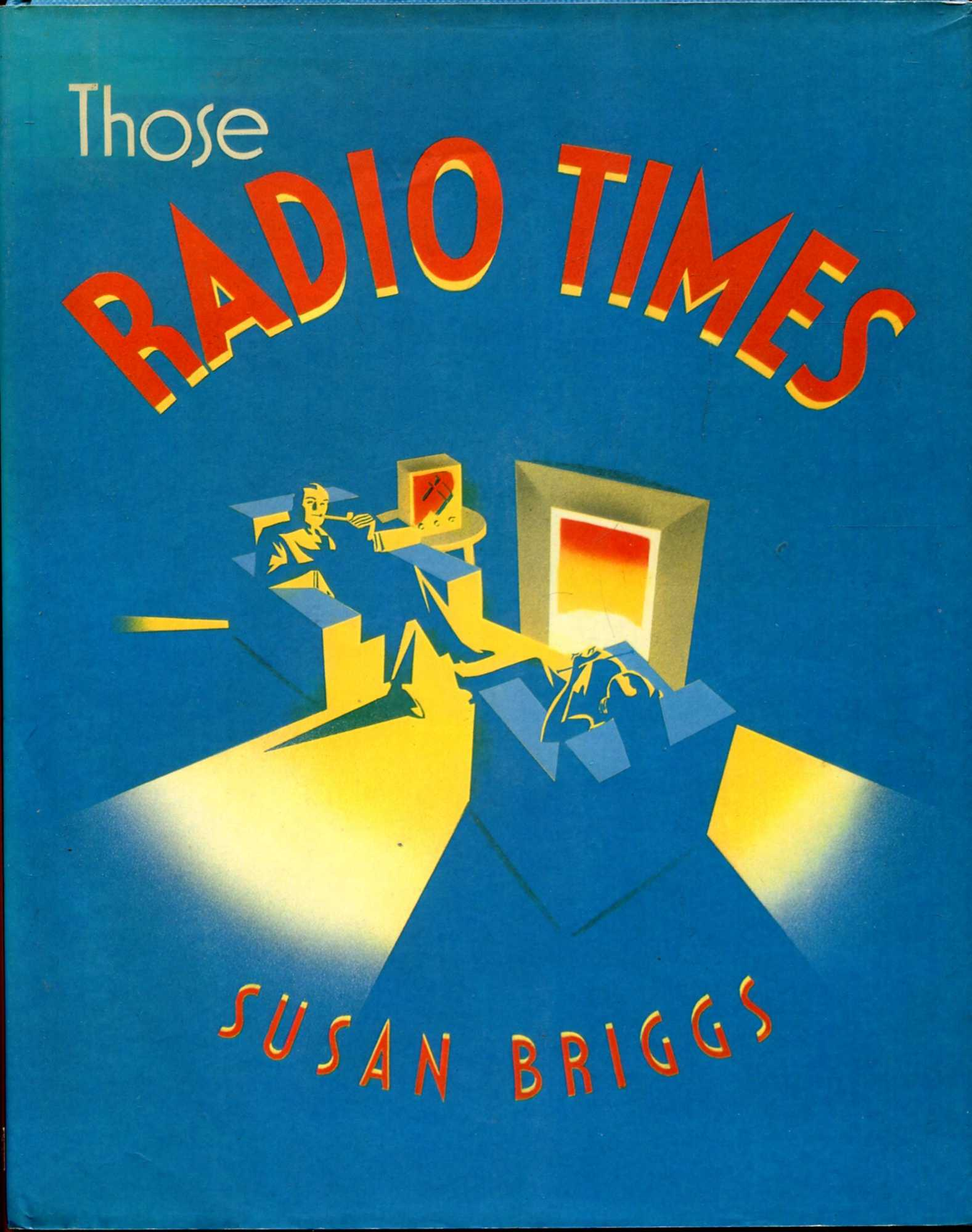 Image for Those Radio Times
