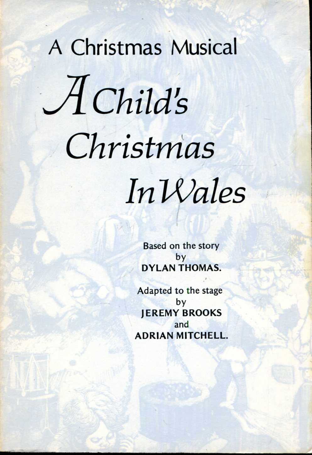 Image for A Child's Christmas in Wales : a Christmas musical