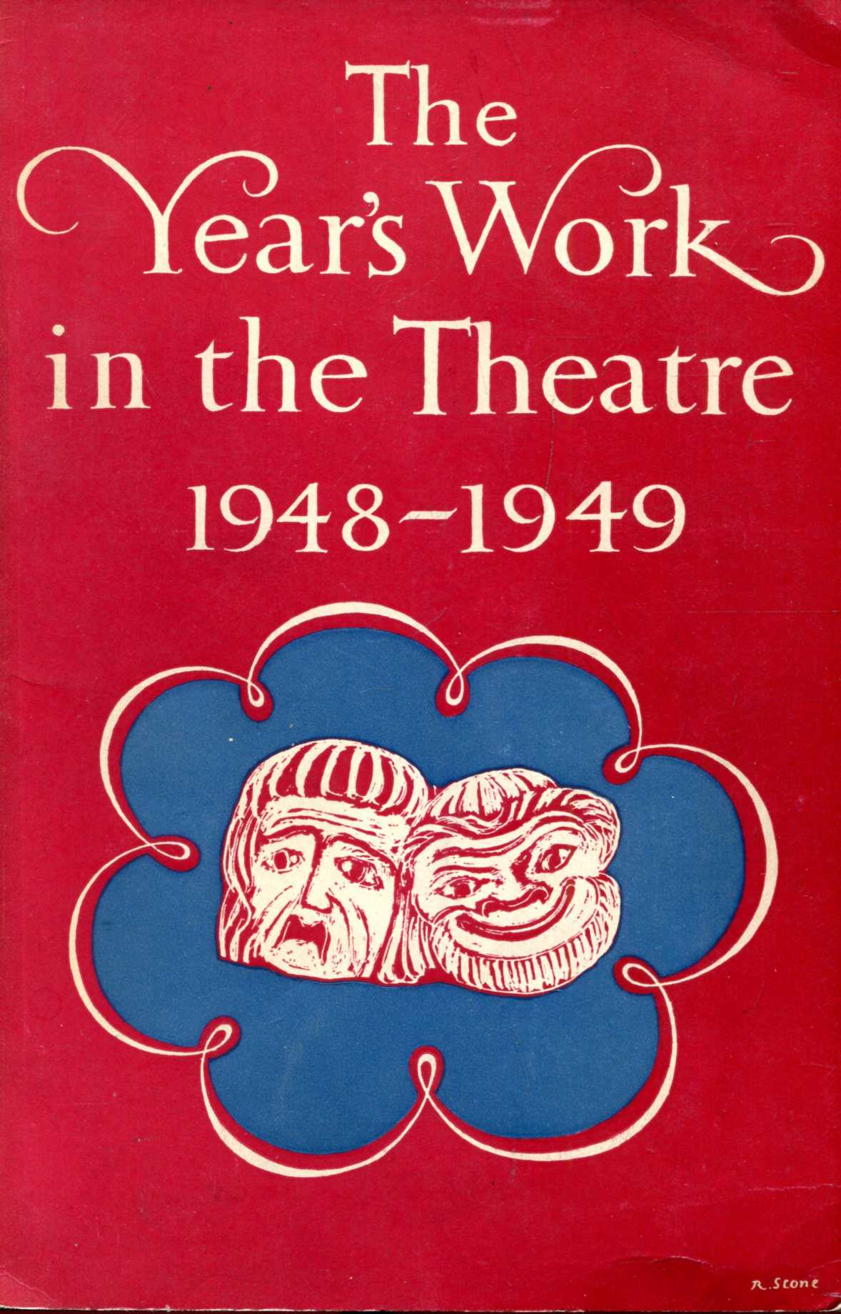 Image for The Year's Work in the Theatre 1948-1949