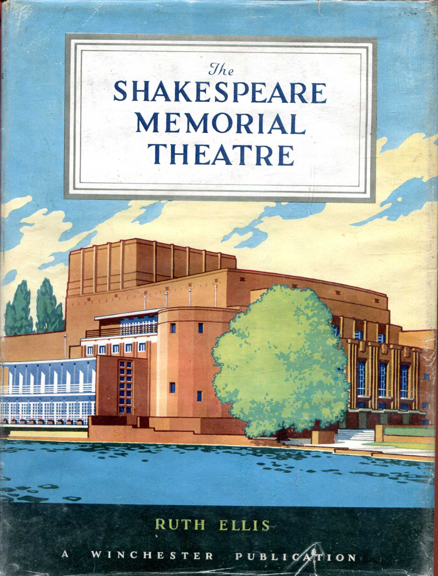 Image for The Shakespeare Memorial Theatre