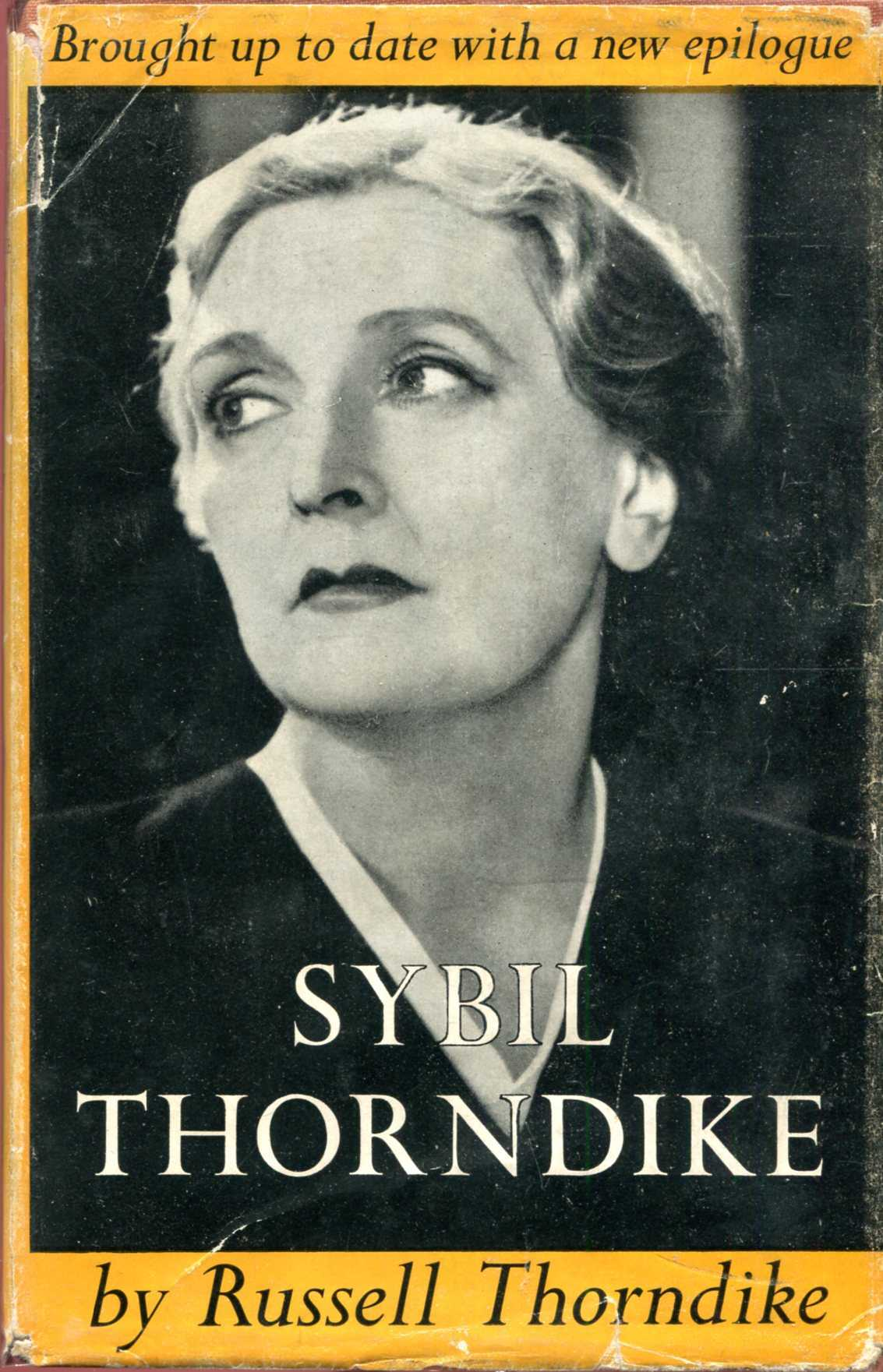 Image for Sybil Thorndike