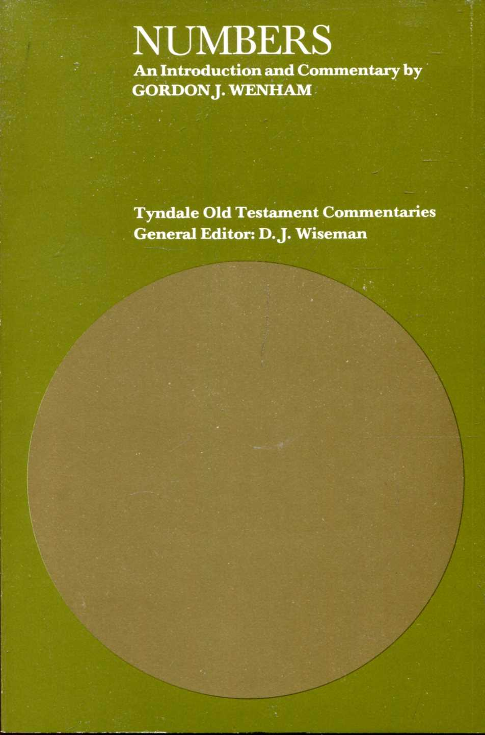 Image for Numbers: An Introduction and Commentary (Tyndale Old Testament Commentary Series)
