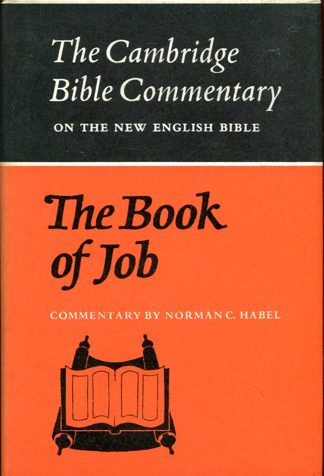 Image for The Book of Job (Cambridge Bible Commentaries on the New English Bible)