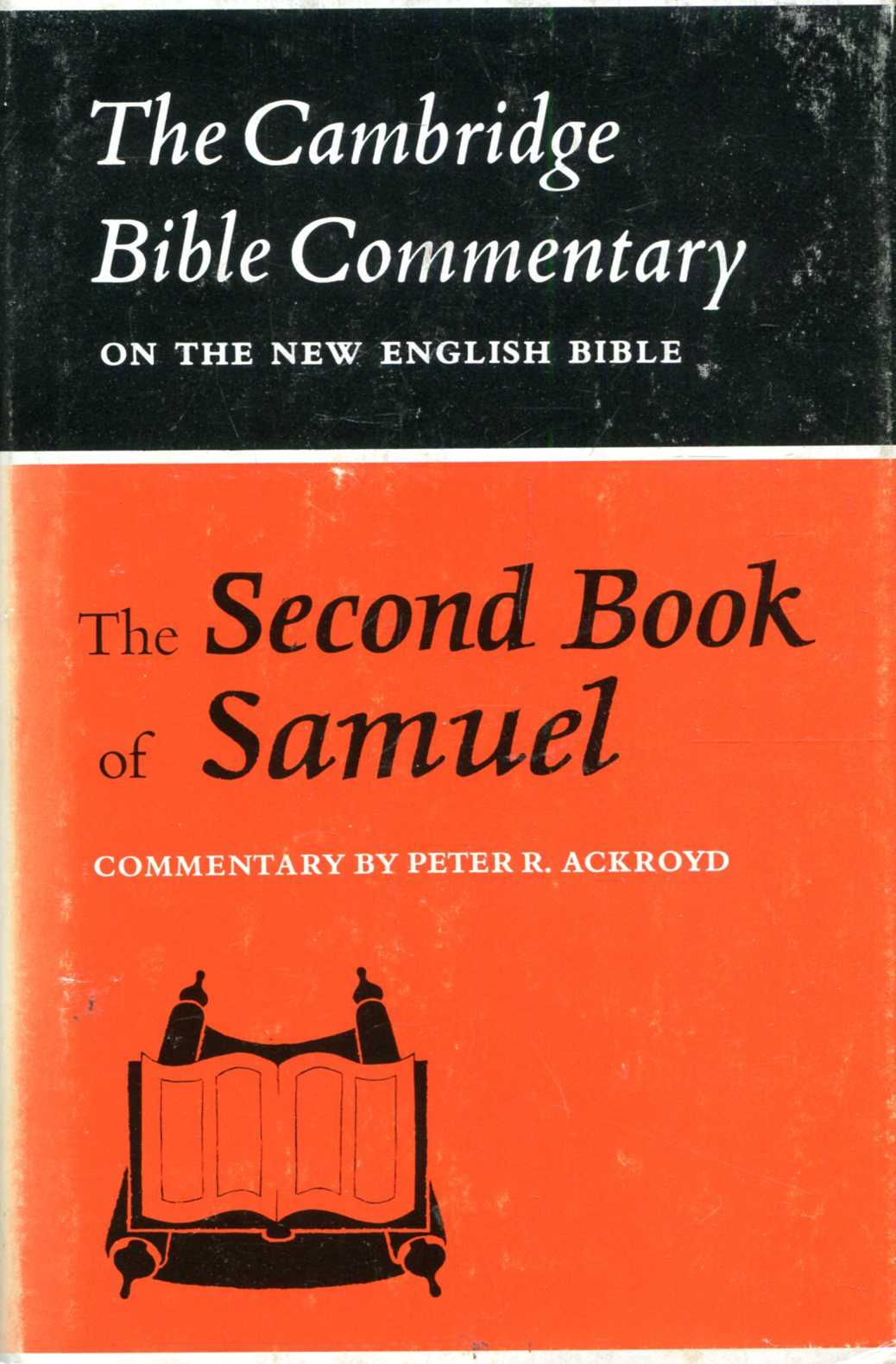 Image for The Second Book of Samuel (Cambridge Bible Commentaries on the New English Bible)