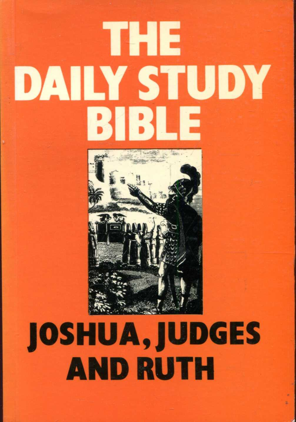 Image for Joshua, Judges and Ruth (Daily Study Bible)