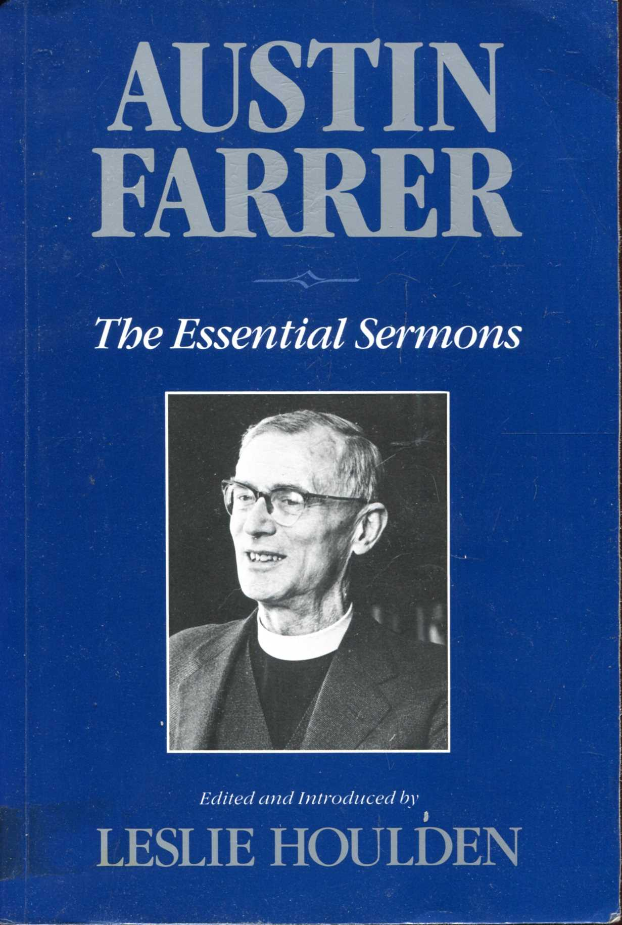 Image for Austin Farrer-The Essential Sermons
