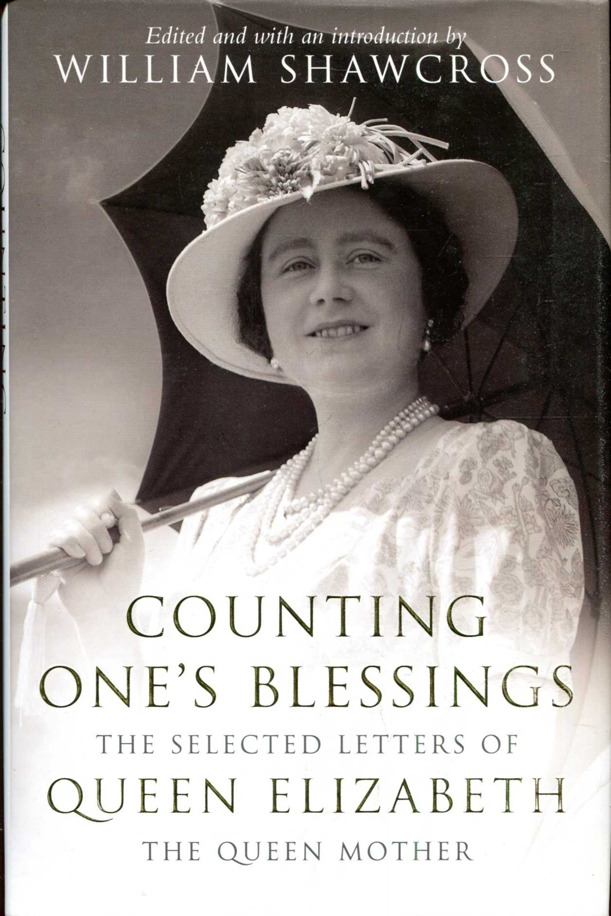 Image for Counting One's Blessings: The Selected Letters of Queen Elizabeth the Queen Mother