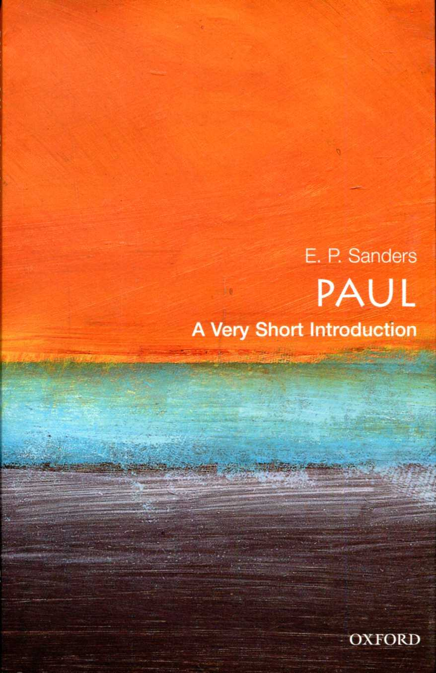 Image for Paul: A Very Short Introduction