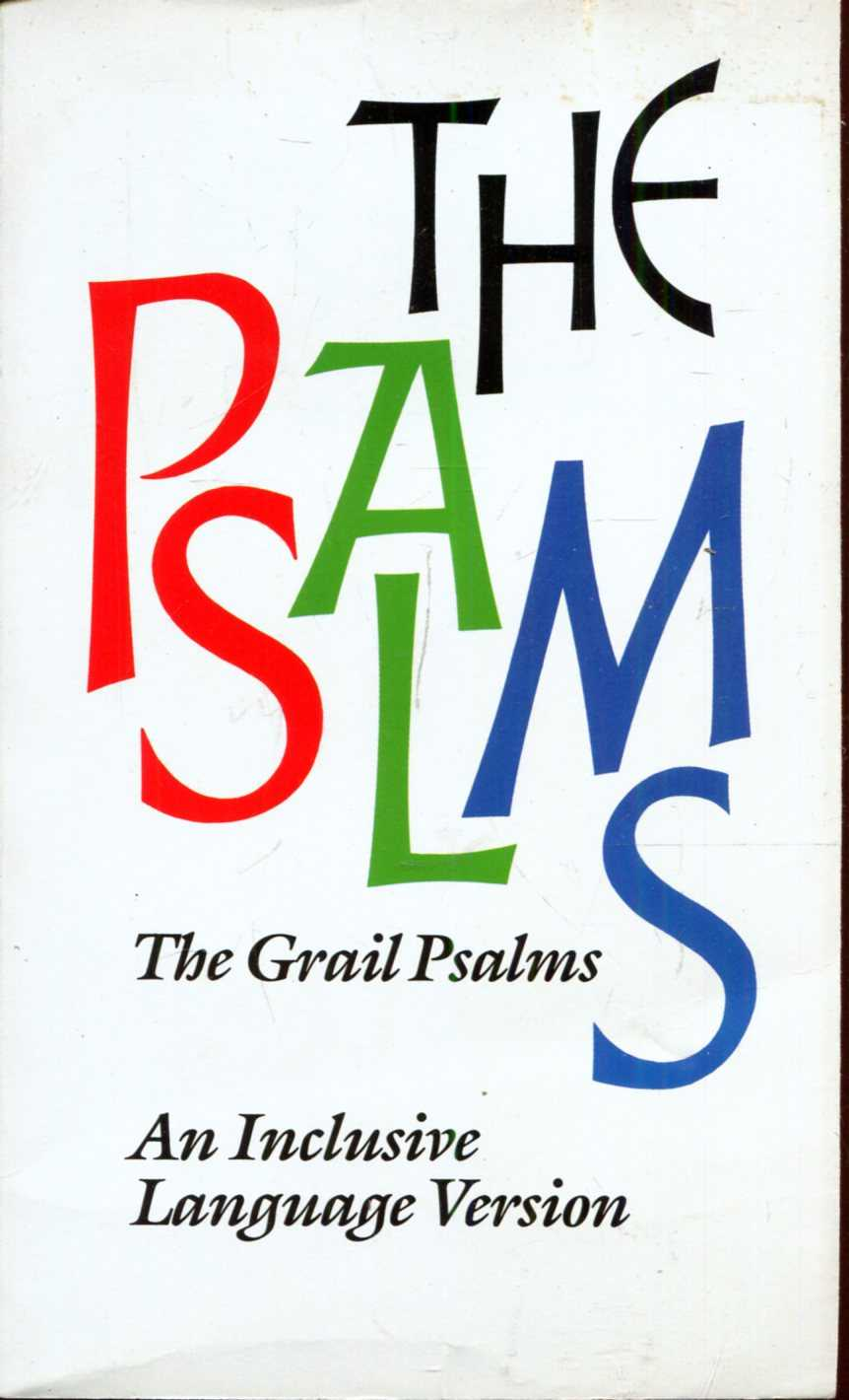 Image for The Psalms : The Grail Psalms - an inclusive language version