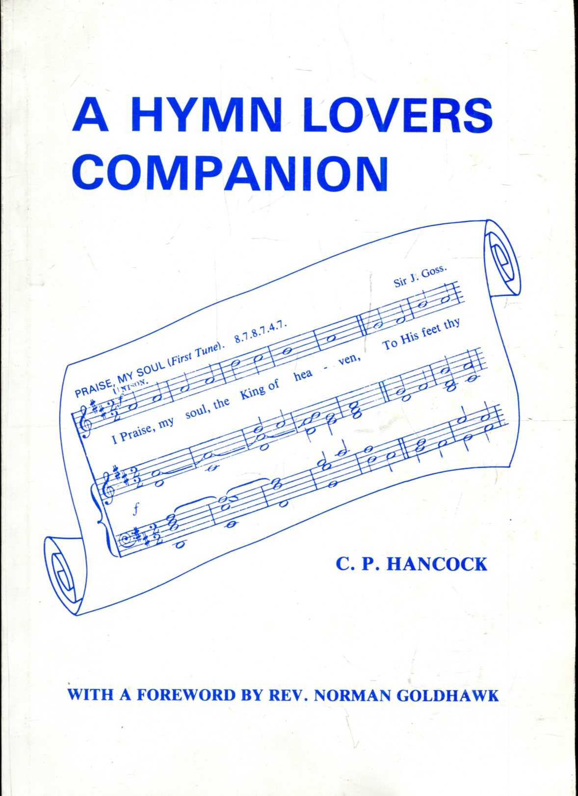 Image for A Hymn Lover Companion
