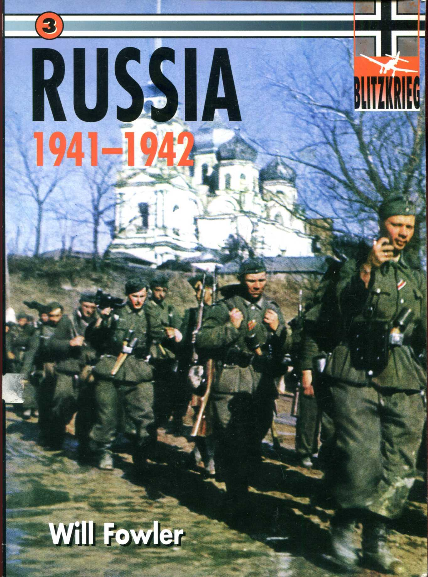 Image for Bitzkrieg 3 : Russia 1941-1942