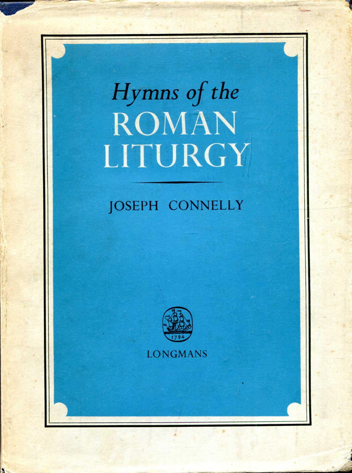 Image for Hymns of the Roman Liturgy