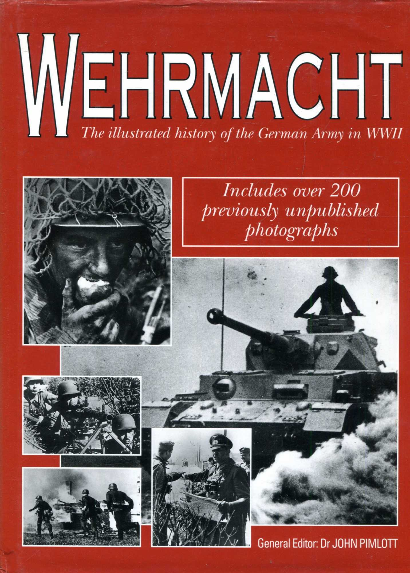 Image for Wehrmacht: The illustrated History of the German Army in World War II