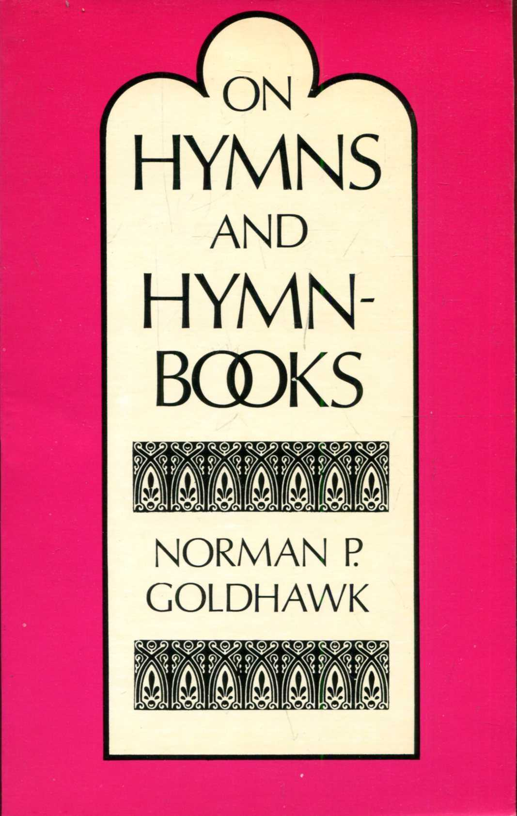 Image for On Hymns and Hymn Books