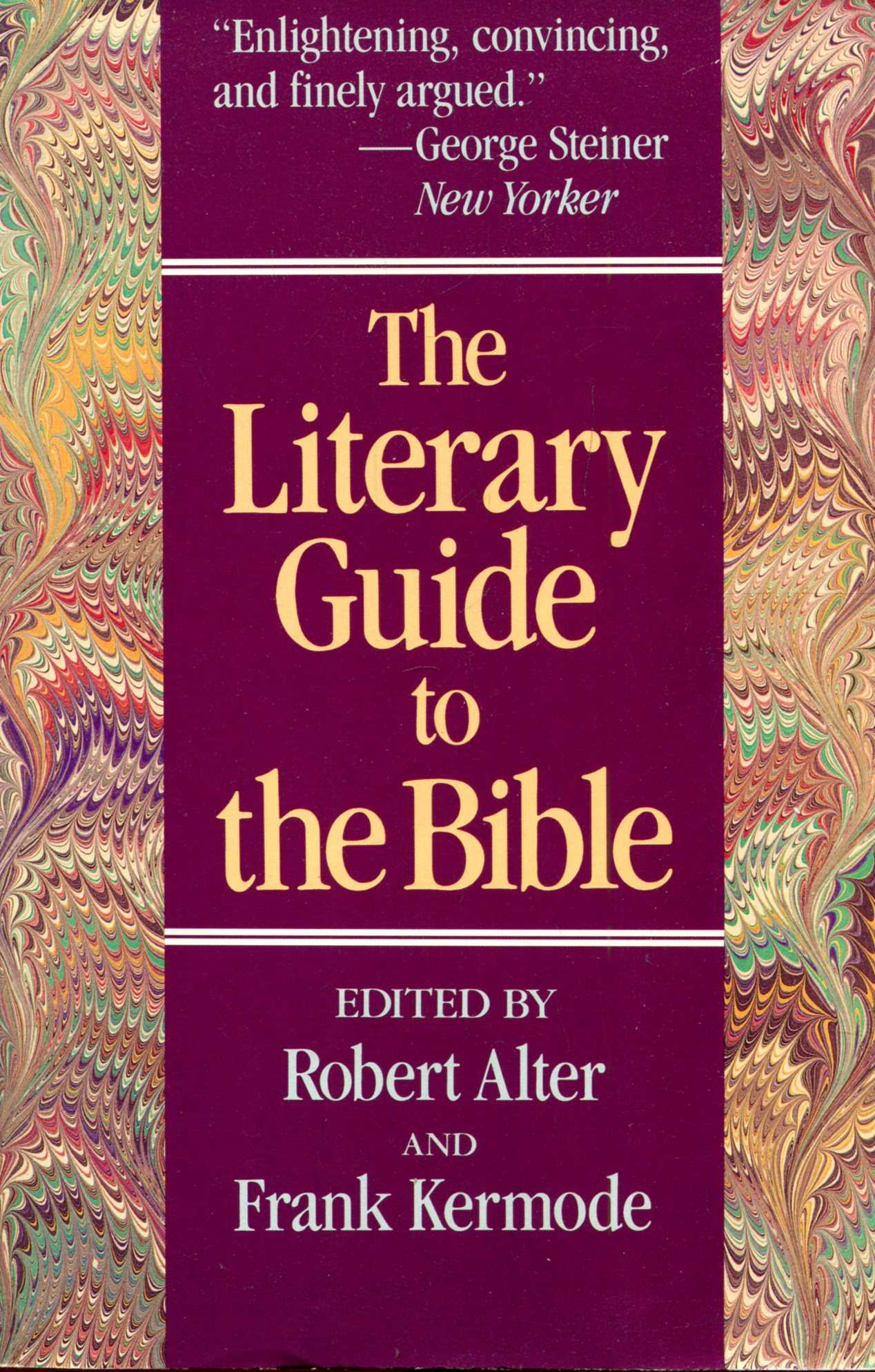 Image for The Literary Guide to the Bible