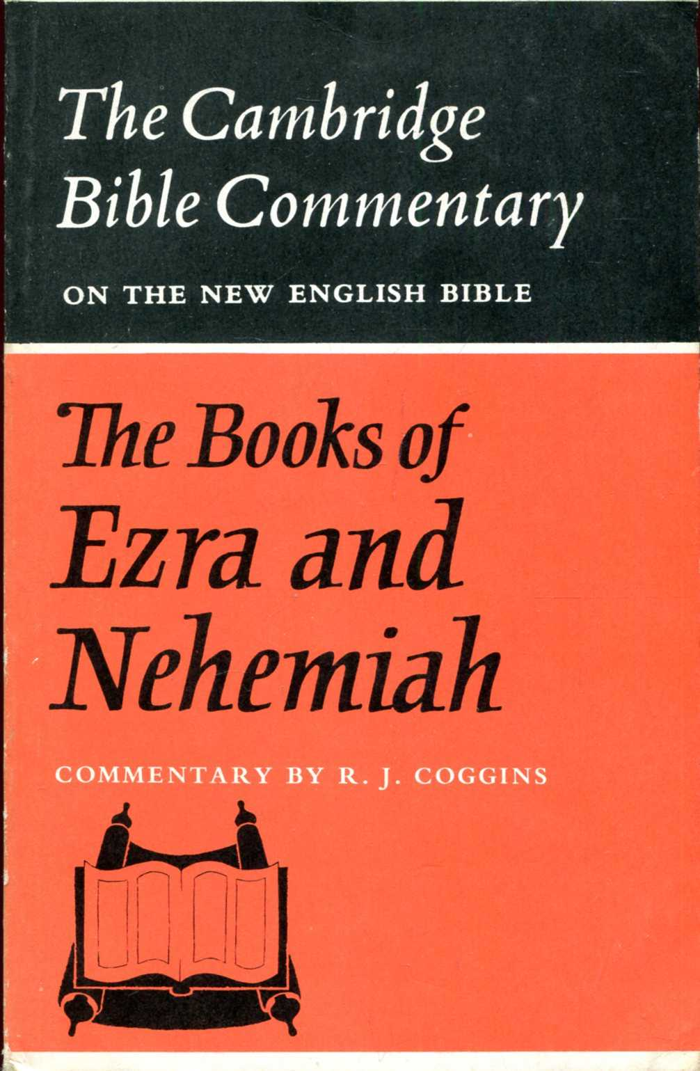 Image for Cambridge Bible Commentary on the New English Bible: The Books of Ezra and Nehemiah