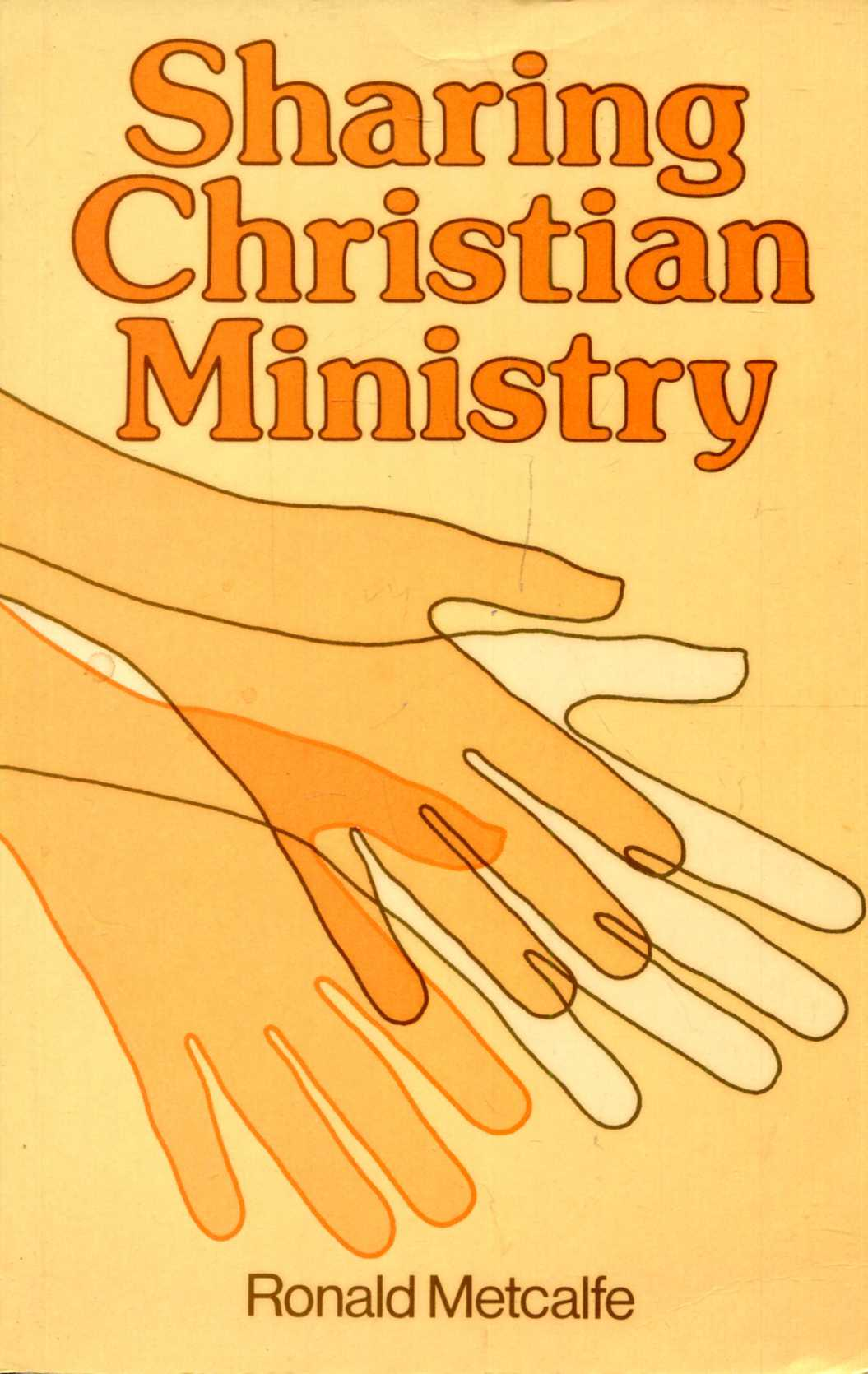 Image for Sharing Christian Ministry