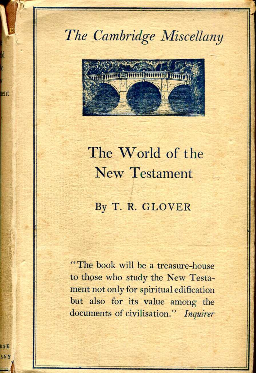 Image for The World of the New Testament