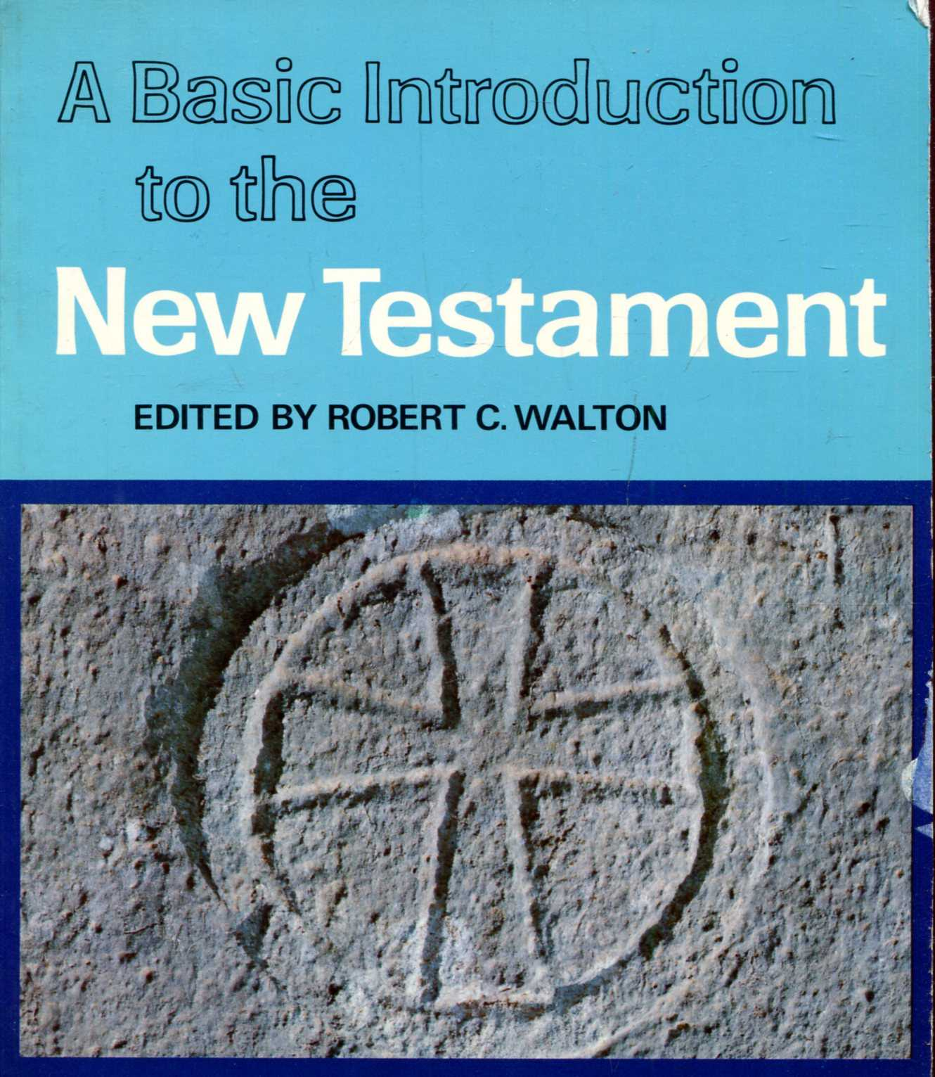 Image for A Basic Introduction to the New Testament