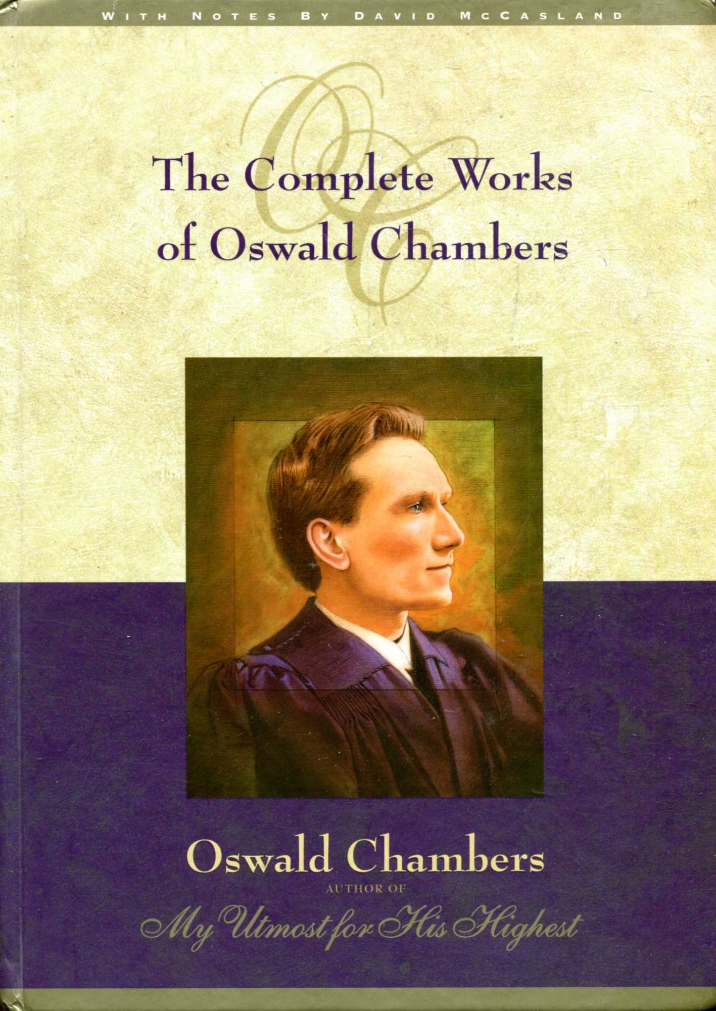Image for The Complete Works of Oswald Chambers