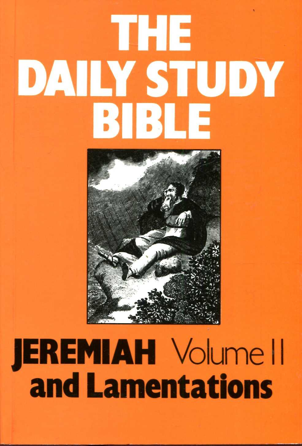 Image for Jeremiah volume II and Lamentations : (Daily Study Bible)