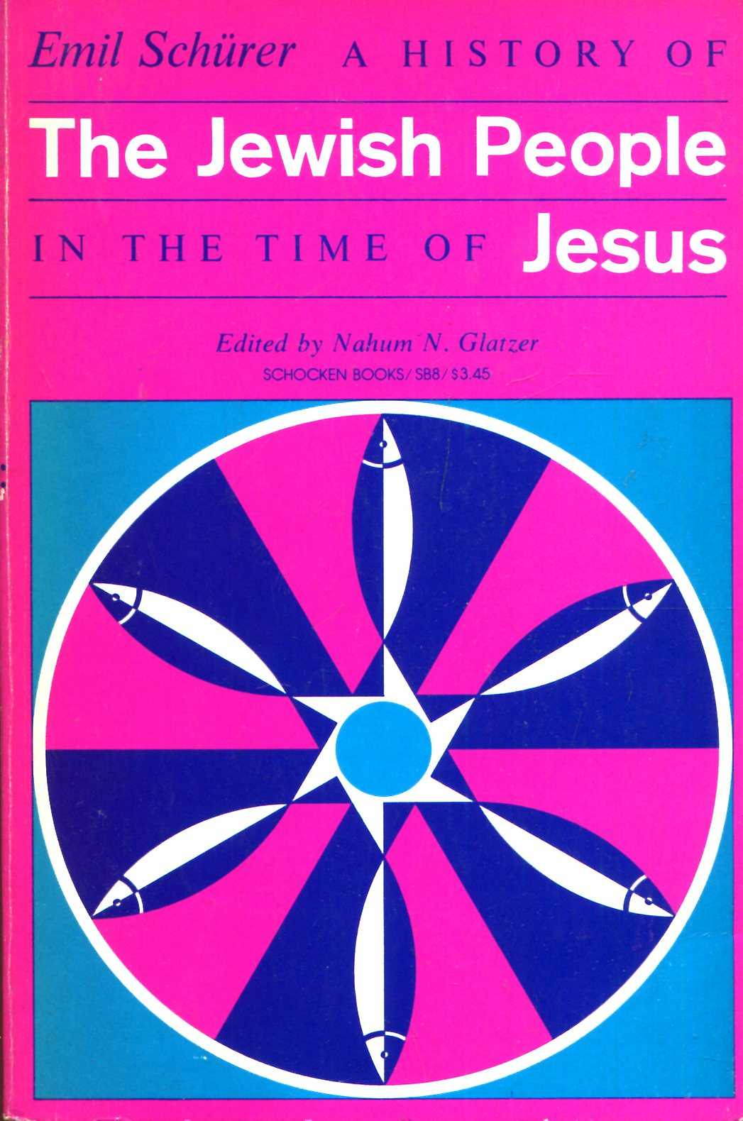 Image for A History of the Jewish People in the Time of Jesus