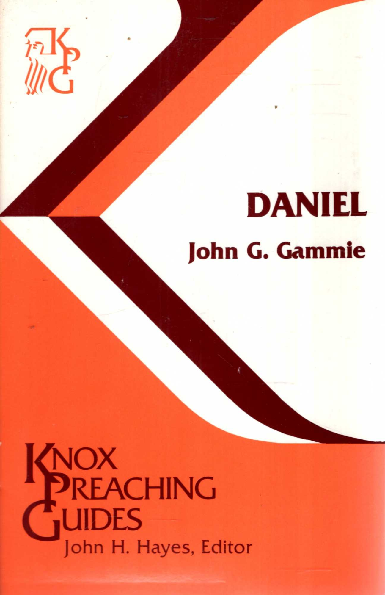 Image for Daniel (Knox Preaching Guides)