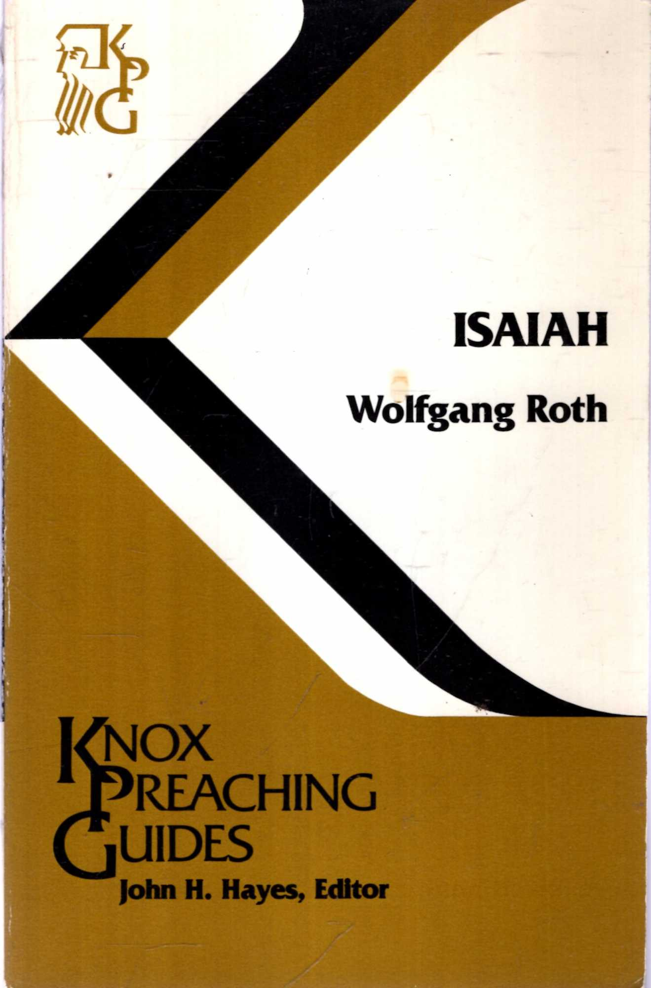 Image for Isaiah (Knox Preaching Guides)