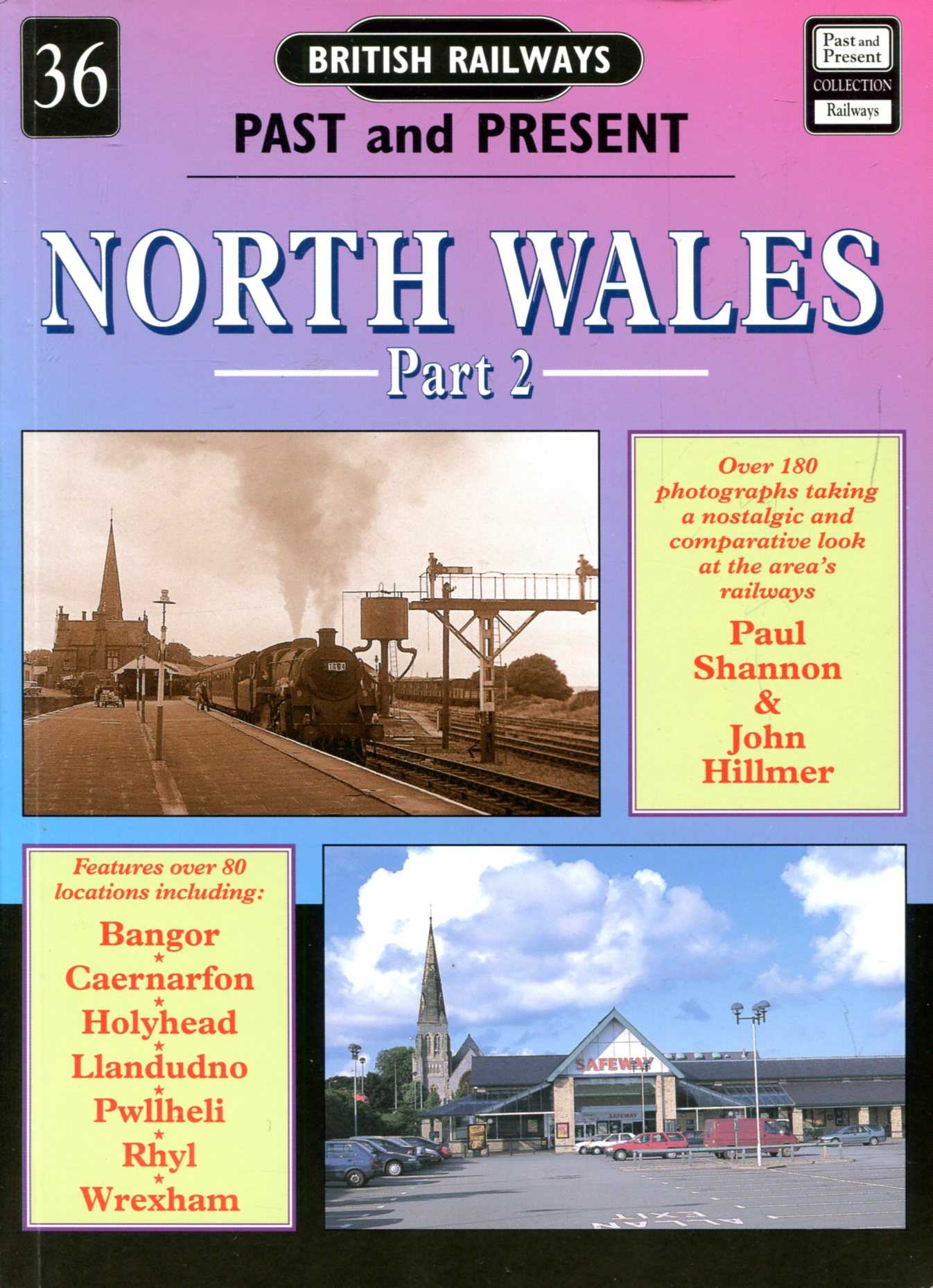 Image for British Railways Past & Present No. 36 : North Wales, Part 2