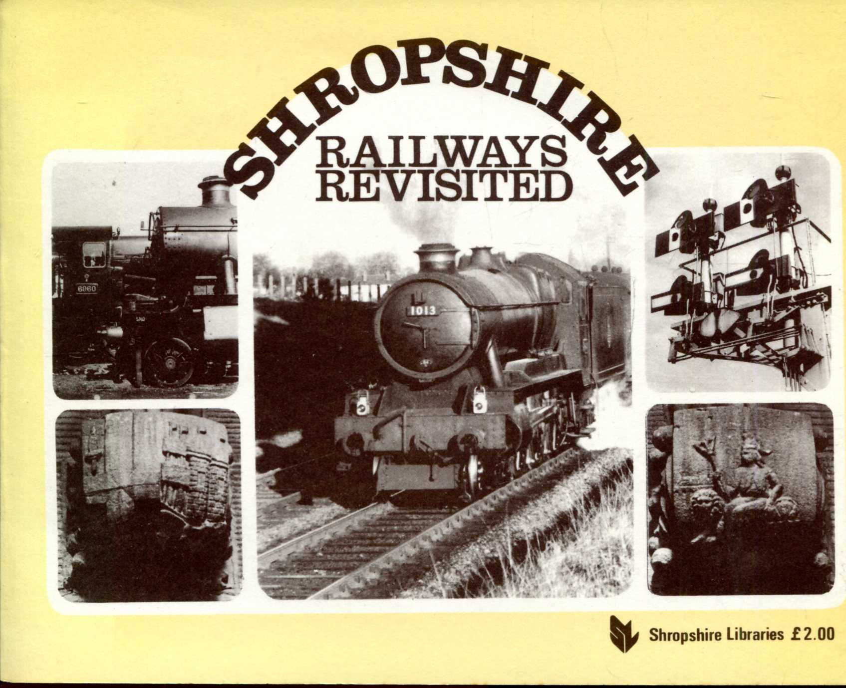 Image for Shropshire Railways Revisited