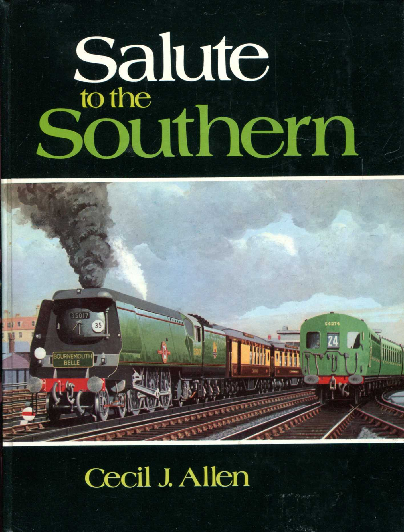 Image for Salute to the Southern